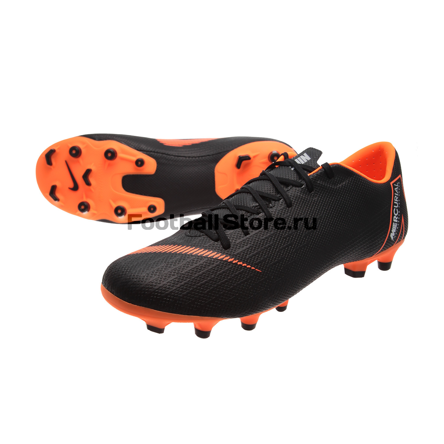 Бутсы Nike Vapor 12 Academy FG/MG AH7375-081 бутсы nike superfly academy gs cr7 jr fg mg aj3111 390