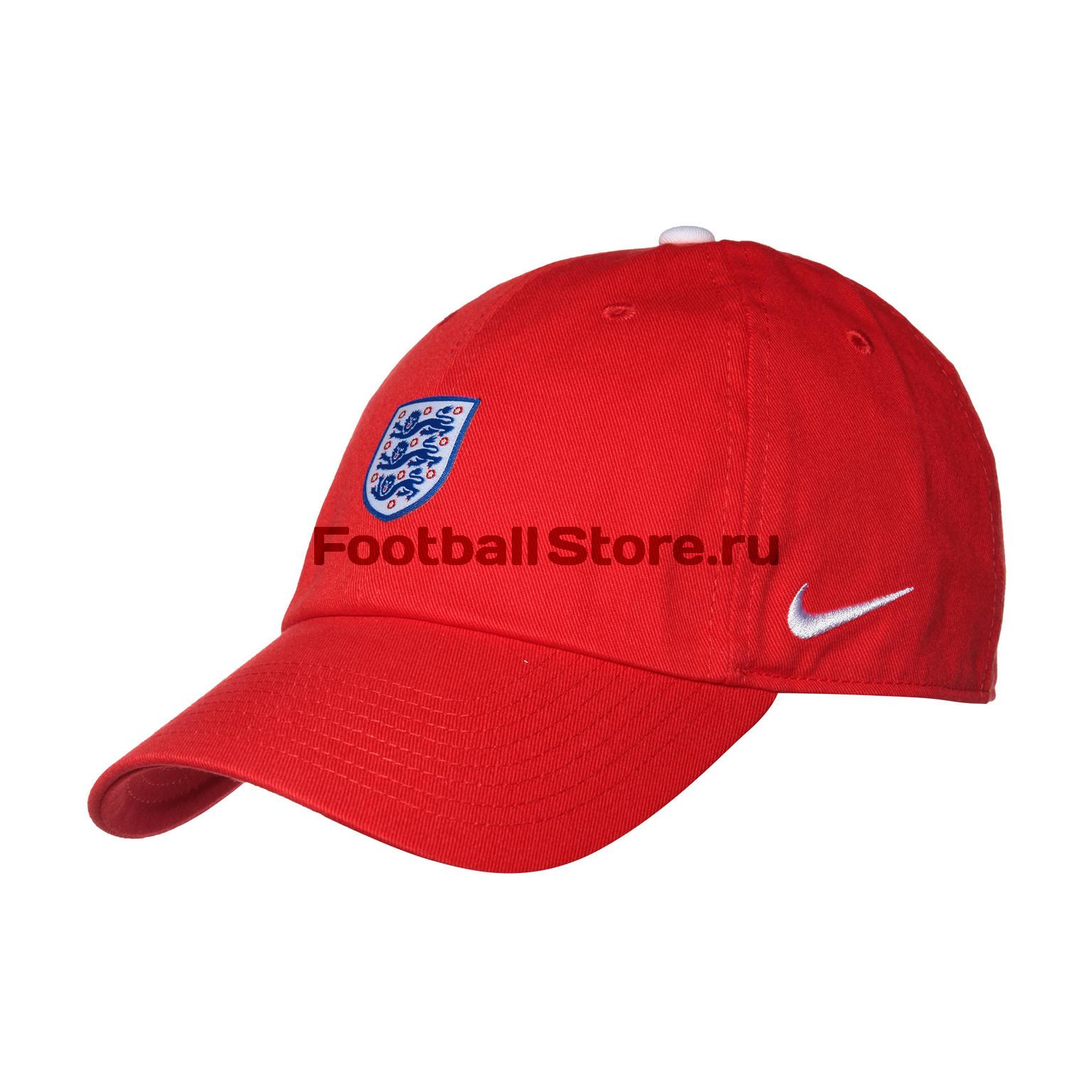 Бейсболка Nike England 881712-600 бейсболка nike run aw84 651659 413