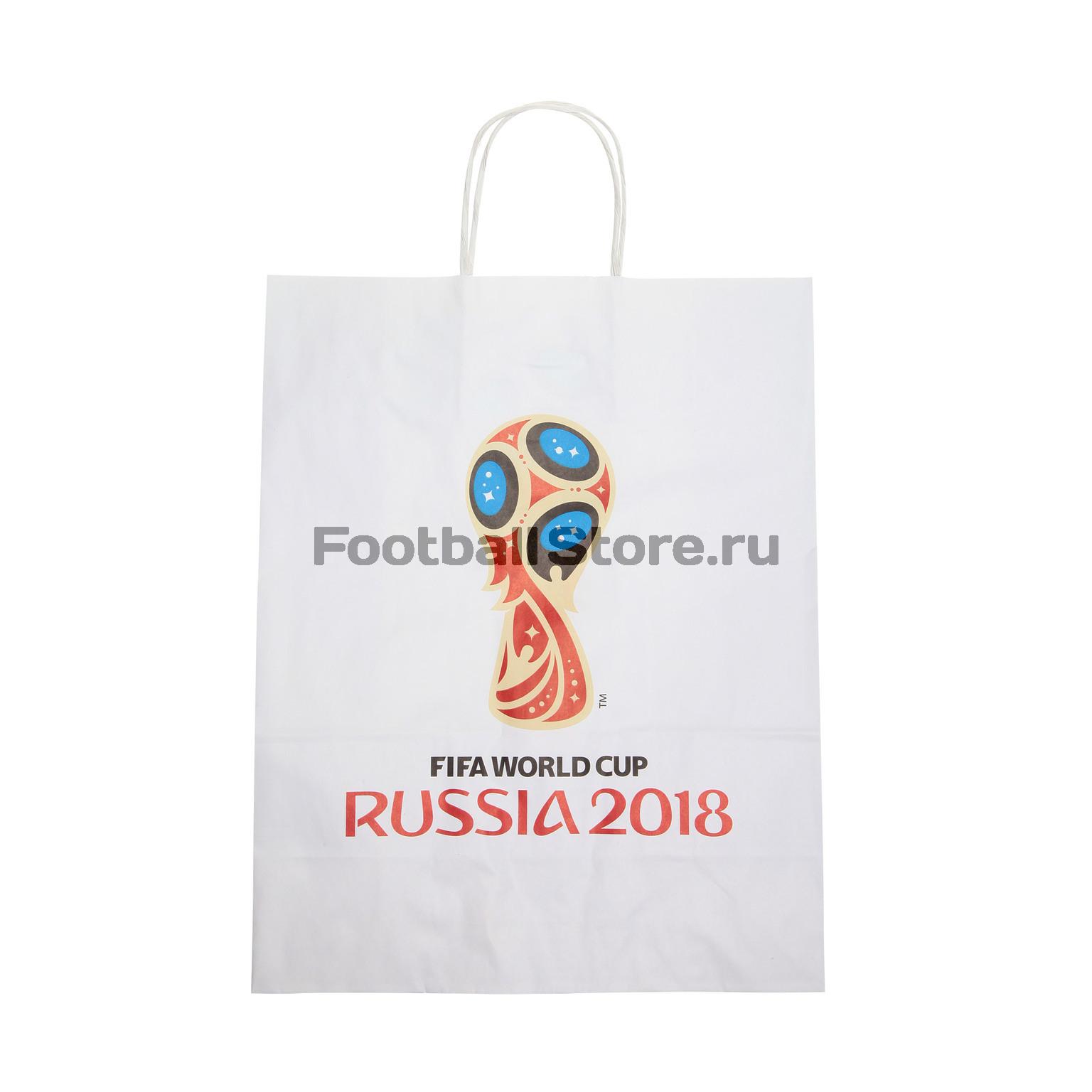 Пакет подарочный ЧМ-2018 FIFA 2018 УТ-0372