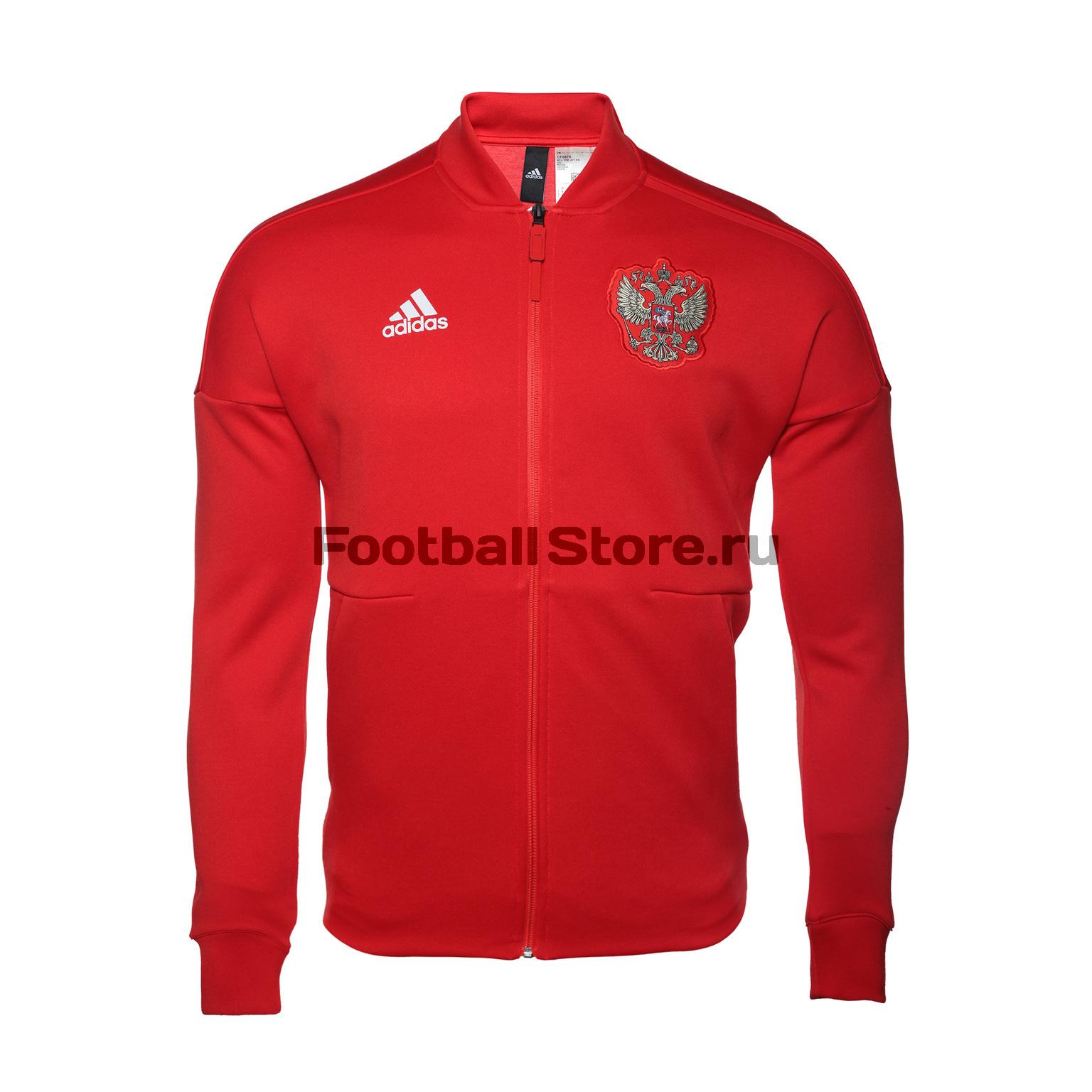 Олимпийка Adidas Russia ZNE JKT CF0579 олимпийка adidas adidas ad094egqhw32