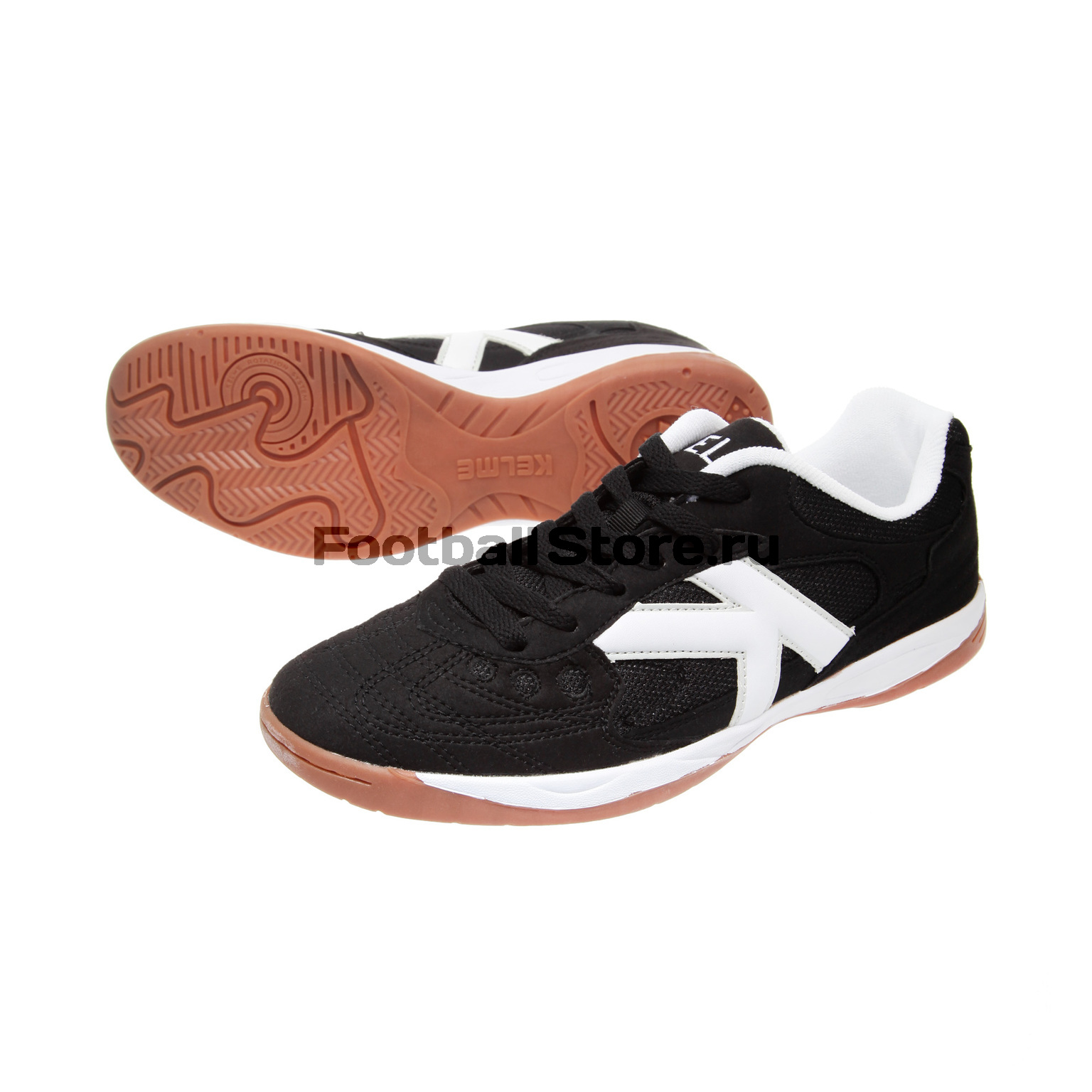 Футзалки Kelme Indoor Copa 55257-026 обувь для зала kelme обувь для зала kelme subito 5 0 55803 026