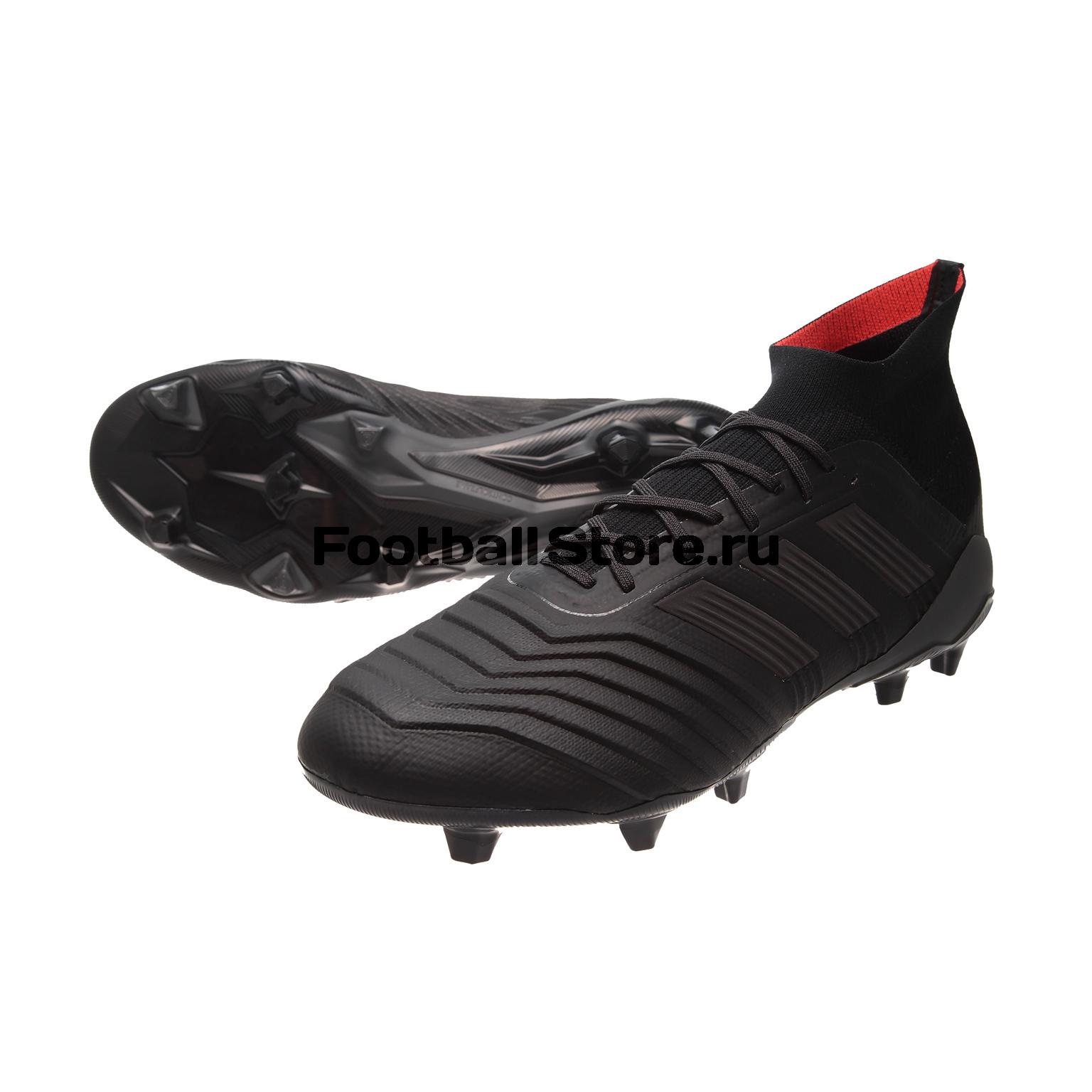 Бутсы Adidas Predator 18.1 FG CM7413 adidas predator junior gk glove