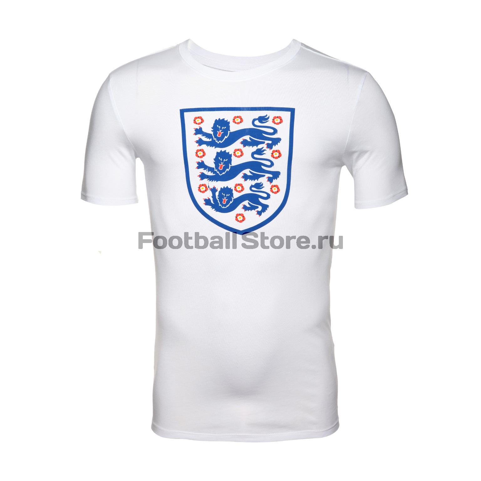 Футболка Nike сборной Англии 908371-100 playmobil футбол игрок сборной англии