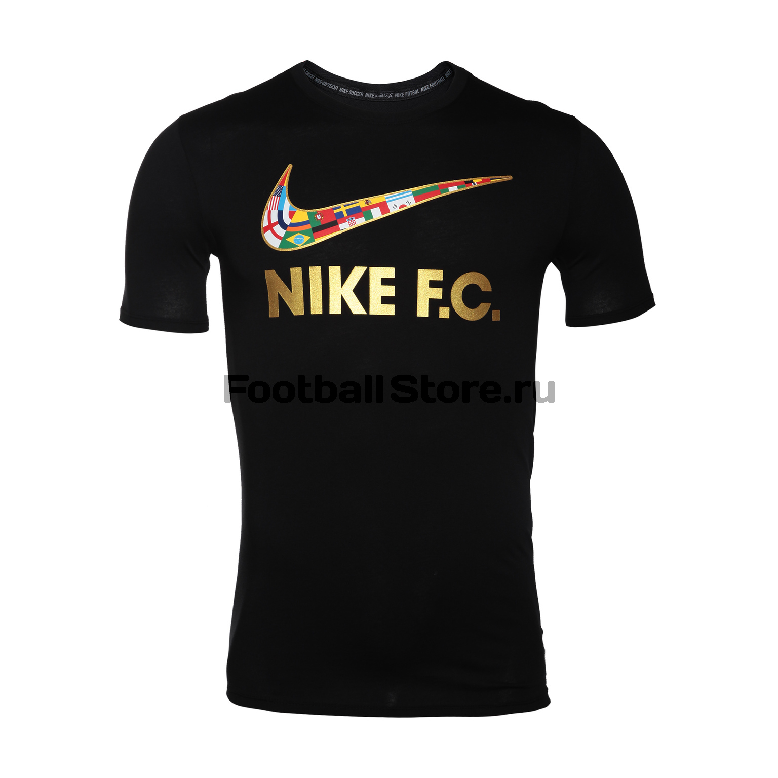 Футболка Nike FC Tee 911400-010