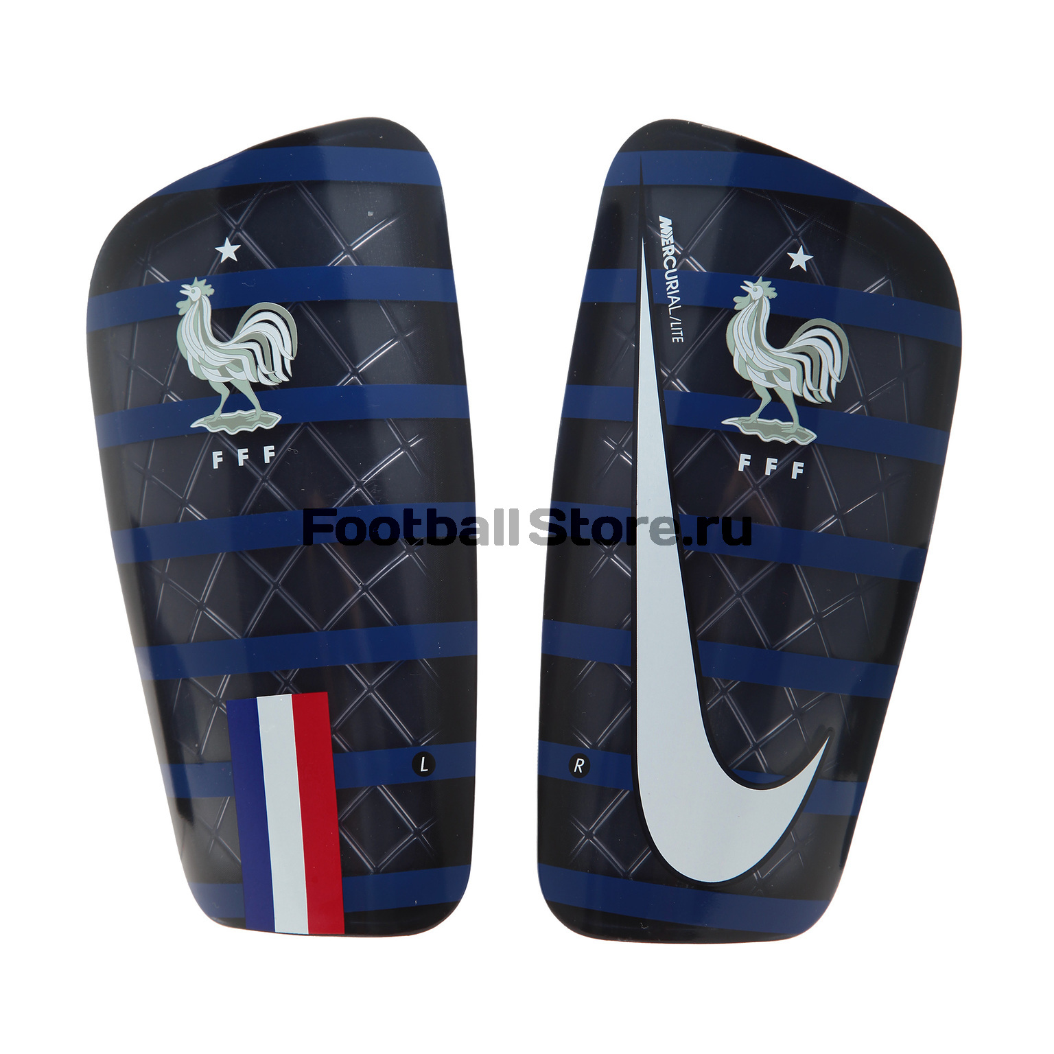 Щитки Nike Mercurial сборной Франции SP2125-451 nike nike mercurial lite