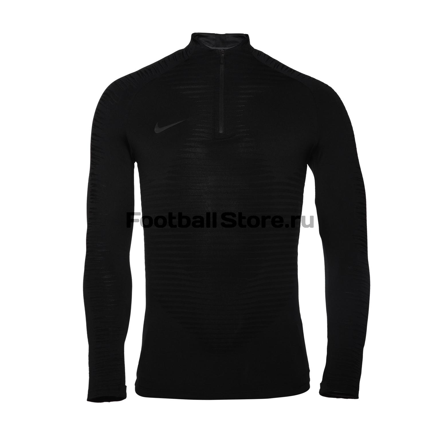 Свитер тренировочный Nike Vapor 892707-010 бутсы nike mercurial victory iii fg 509128 800