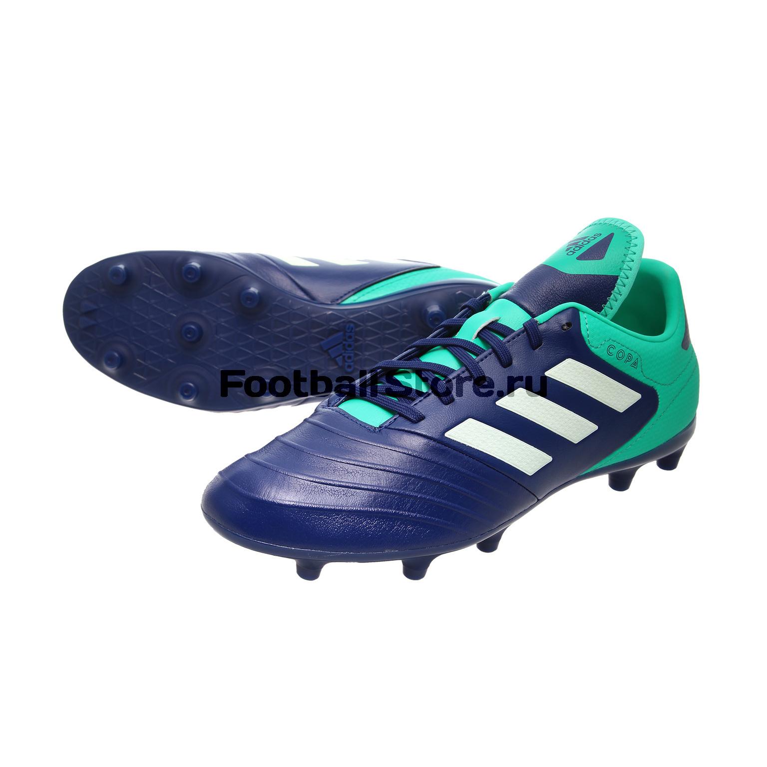 Бутсы Adidas Copa 18.3 FG CP8959 бутсы adidas x 17 1 fg bb6353