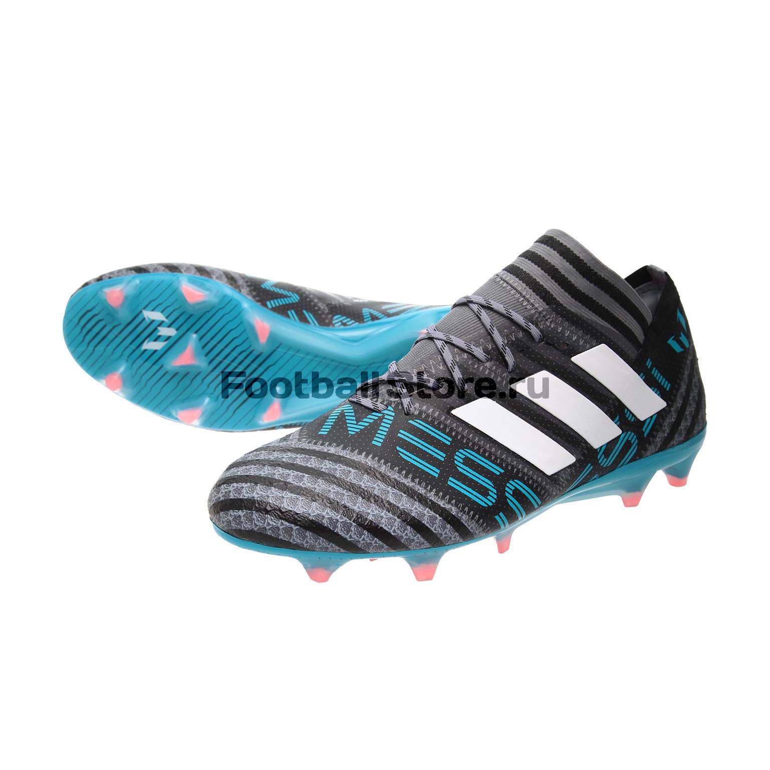 Бутсы Adidas Nemeziz Messi 17.1 FG CP9028 бутсы adidas messi 16 1 fg jr bb3852