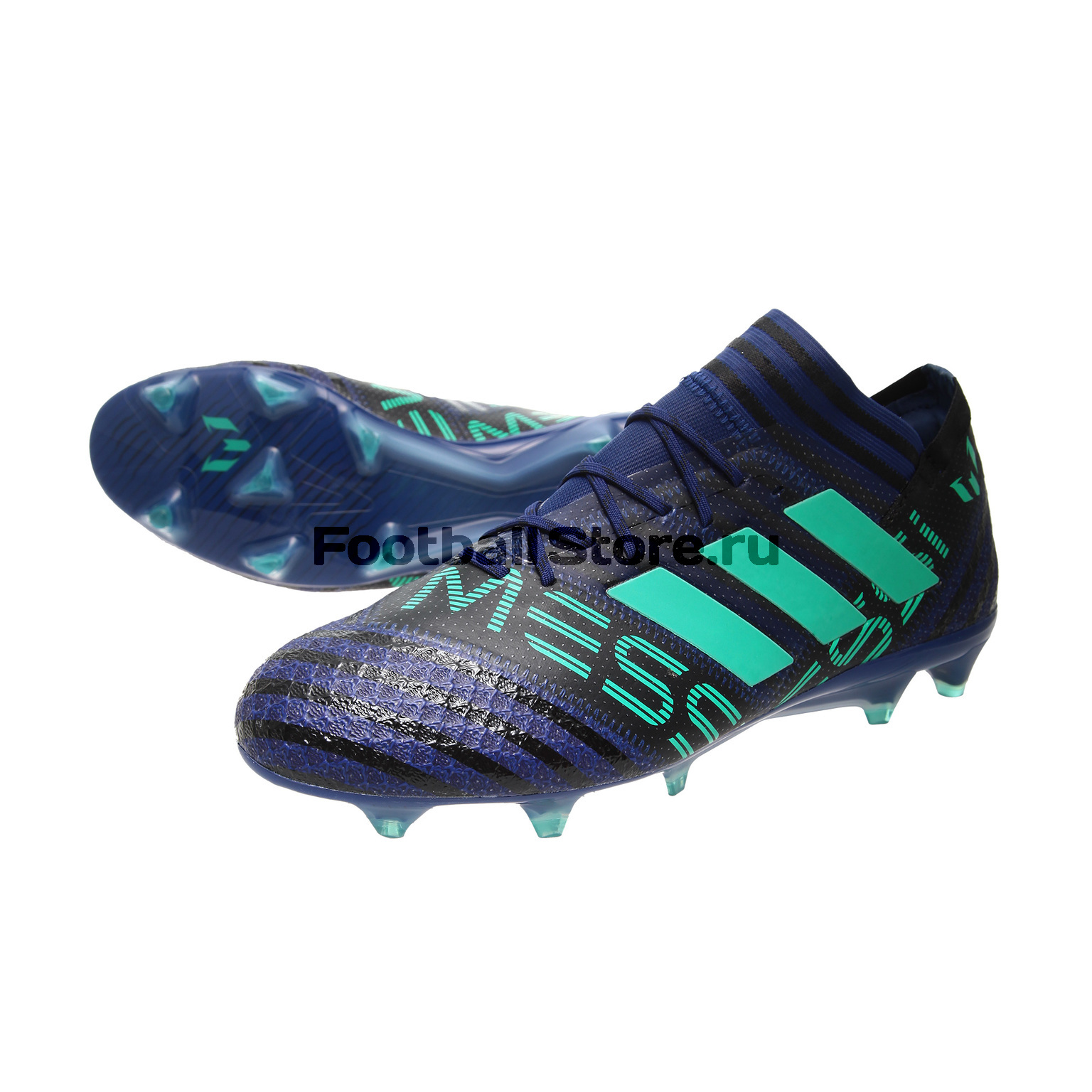 Бутсы Adidas Nemeziz Messi 17.1 FG CP9029 бутсы adidas messi 16 1 fg jr bb3852