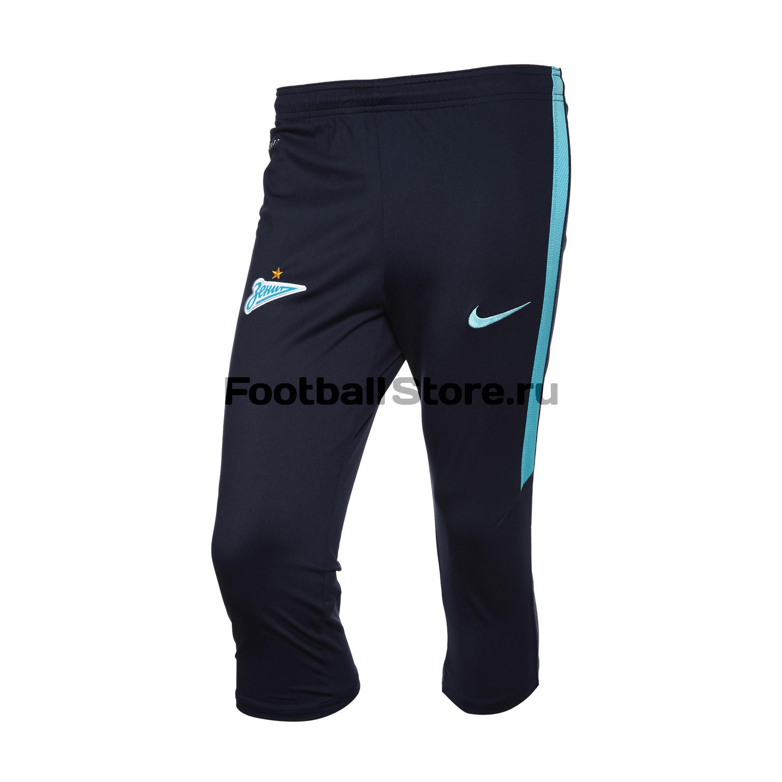 Брюки Nike 3/4 Strike 687482-451 nike nike strike x woven