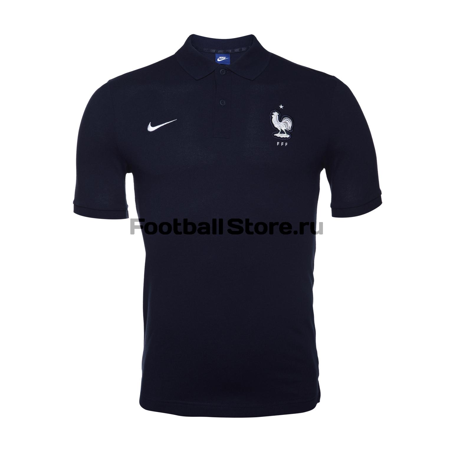 Поло Nike сборной Франции 891479-451