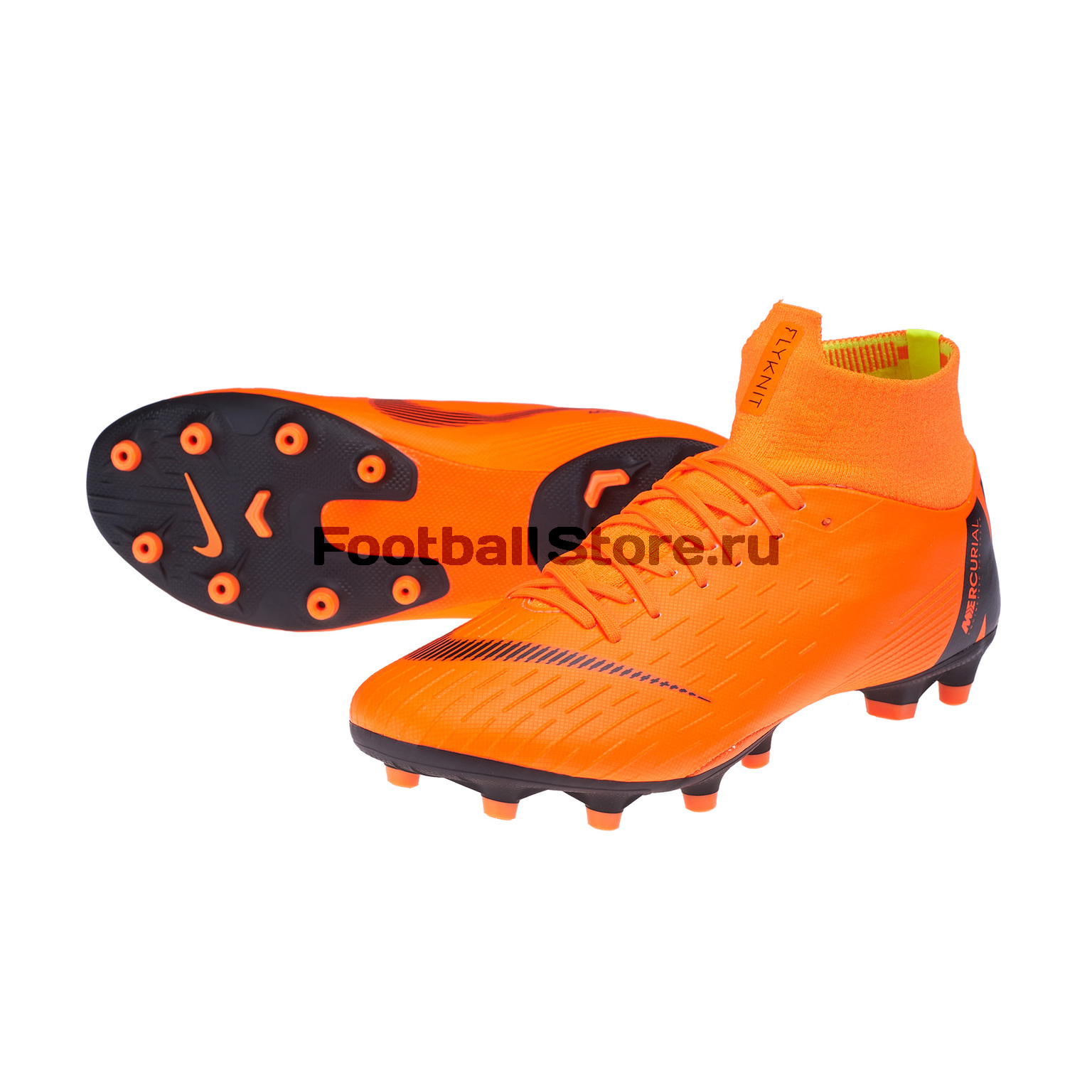 Бутсы Nike Superfly 6 Pro AG-Pro AH7367-810 бутсы nike шиповки nike jr tiempox legend vi tf 819191 018