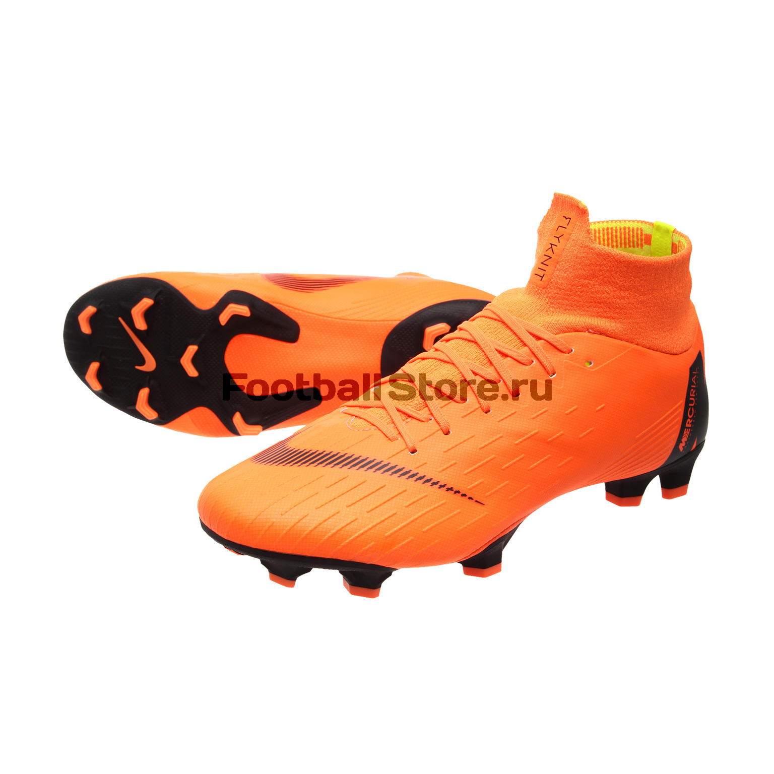 Бутсы Nike Superfly 6 Pro FG AH7368-810 бутсы nike superfly academy gs cr7 jr fg mg aj3111 390