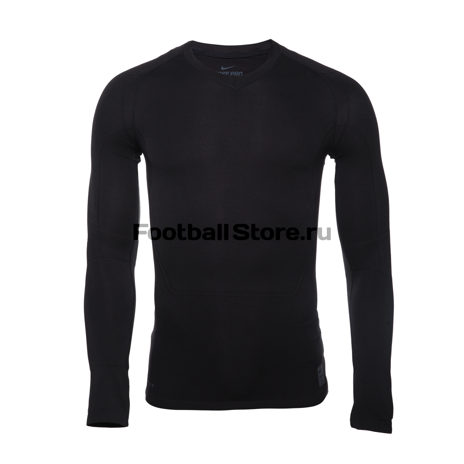Белье футболка Nike LHTWT LS TOP 824618-010 футболка nike drill football top 807245 010 черный 164