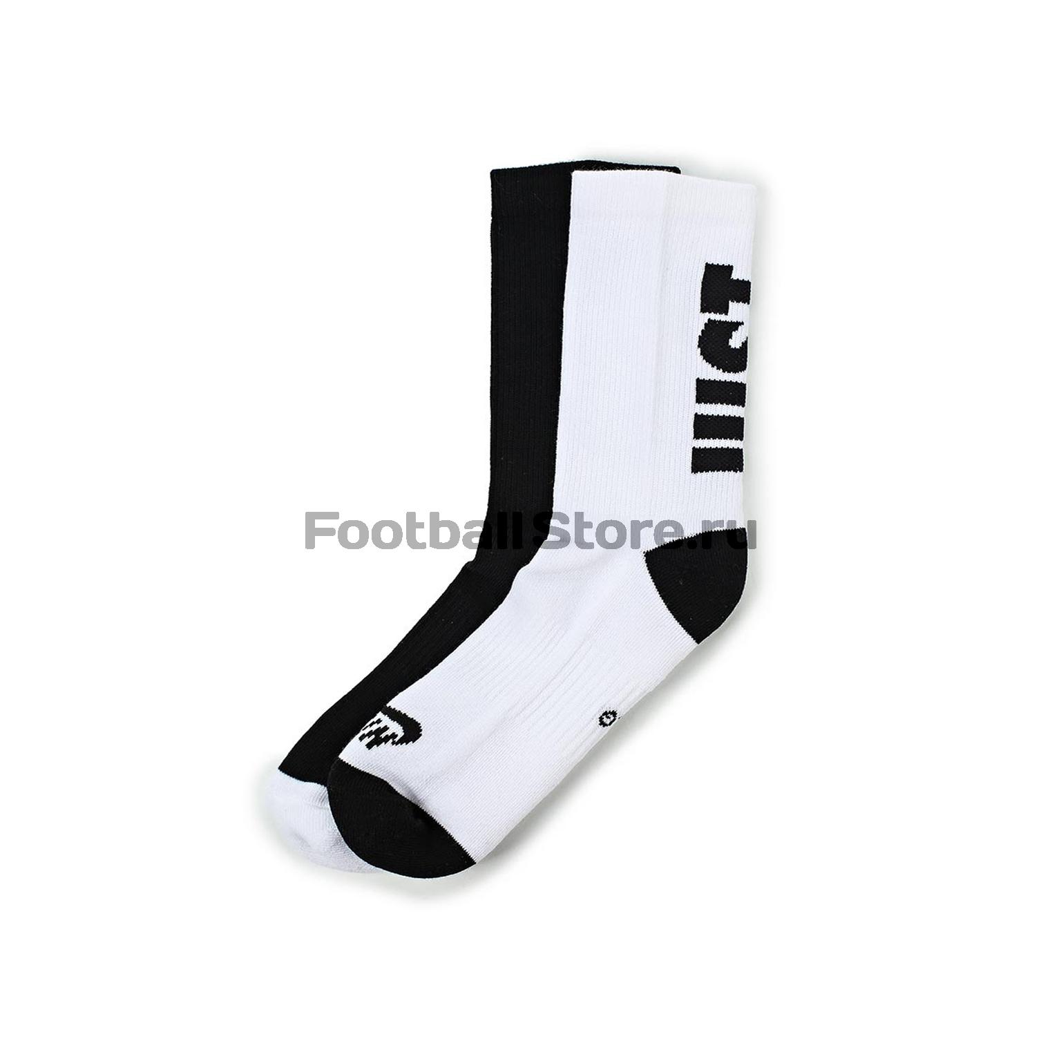 Носки Nike W JDI Crew 2PR SX5443-900 simplicity wholesale 2pr set knitted touchscreen gloves