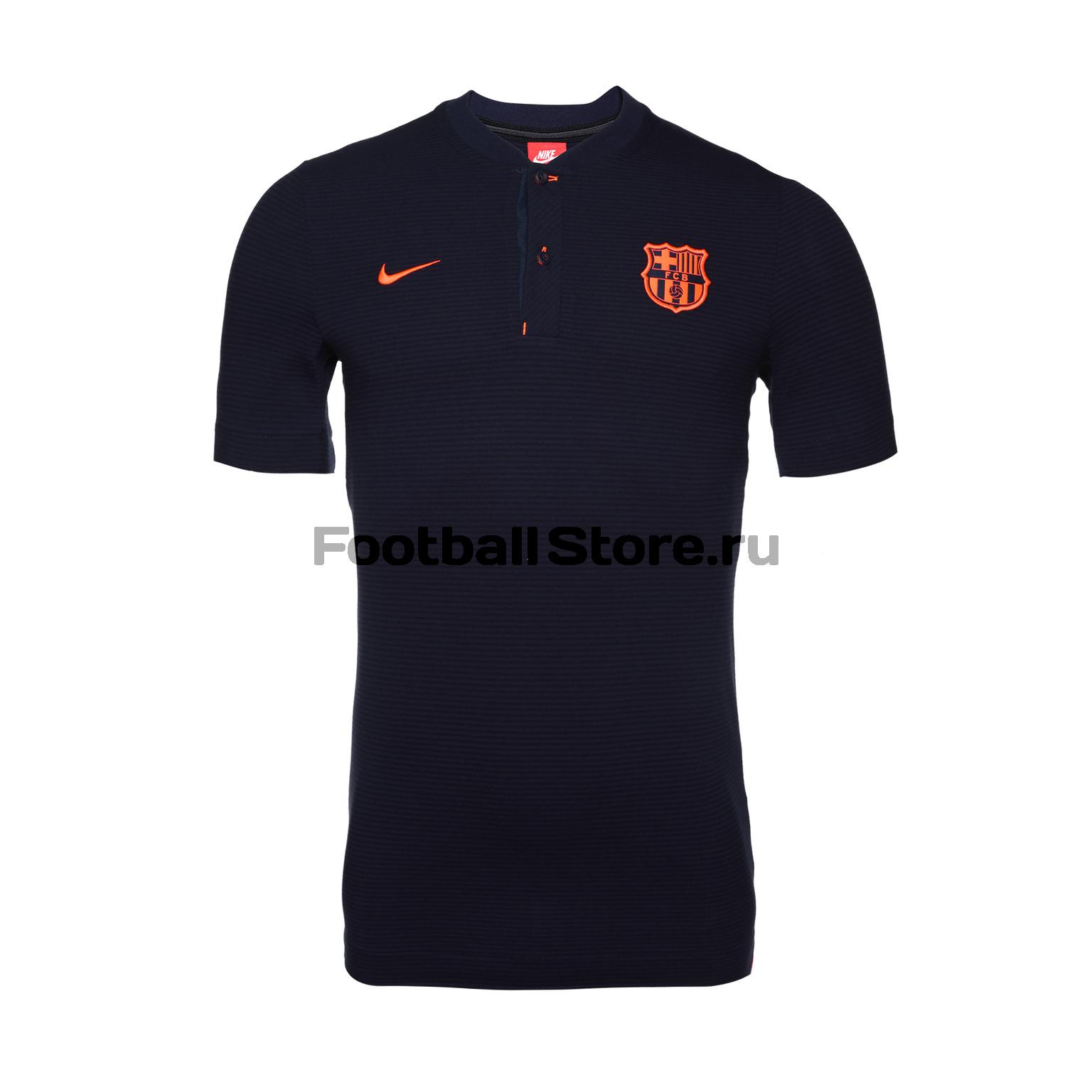 Поло Nike Barcelona 867825-451