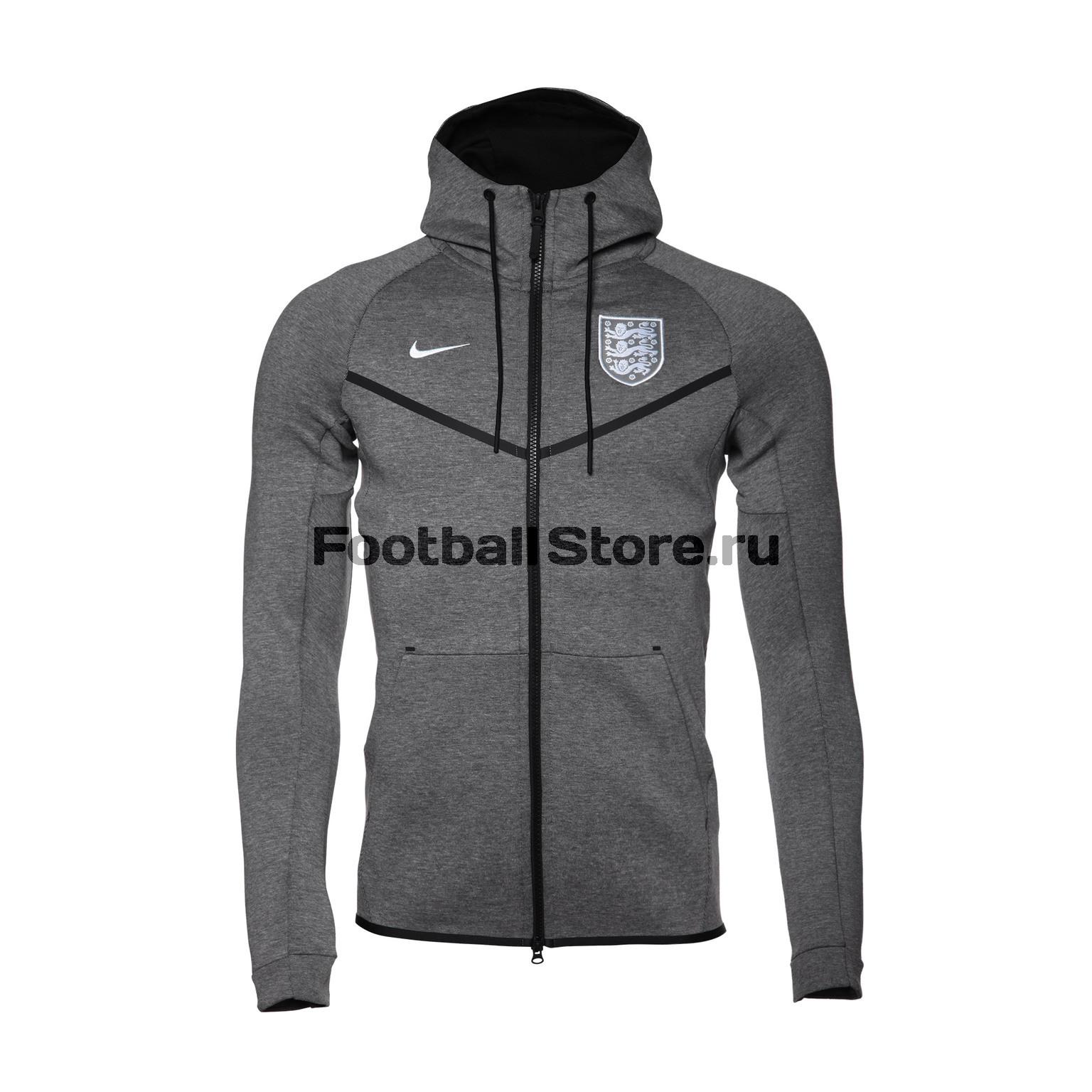 Толстовка Nike сборной Англии 927418-091