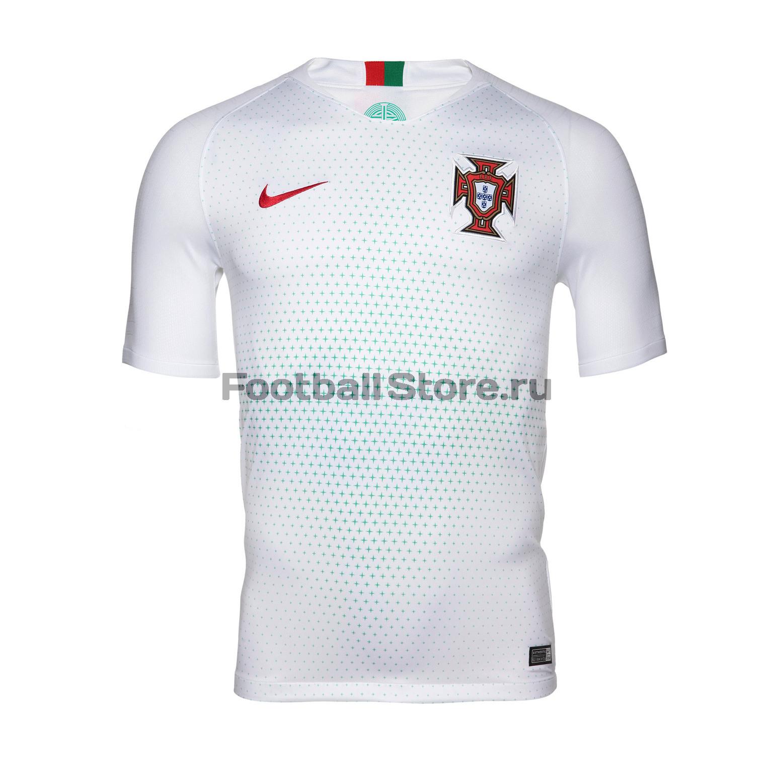 Футболка гостевая Nike сборной Португалии 893876-100 гостевая книга xbase