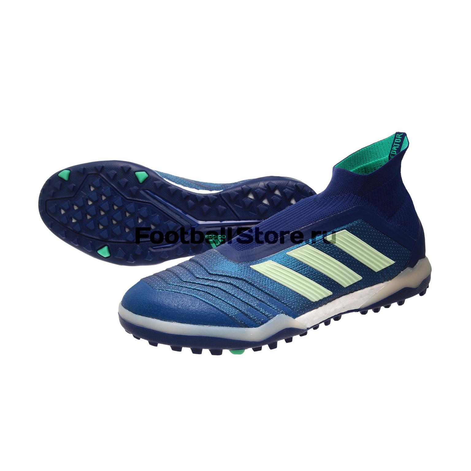 Шиповки Adidas Predator Tango 18+ TF CM7675 adidas predator junior gk glove