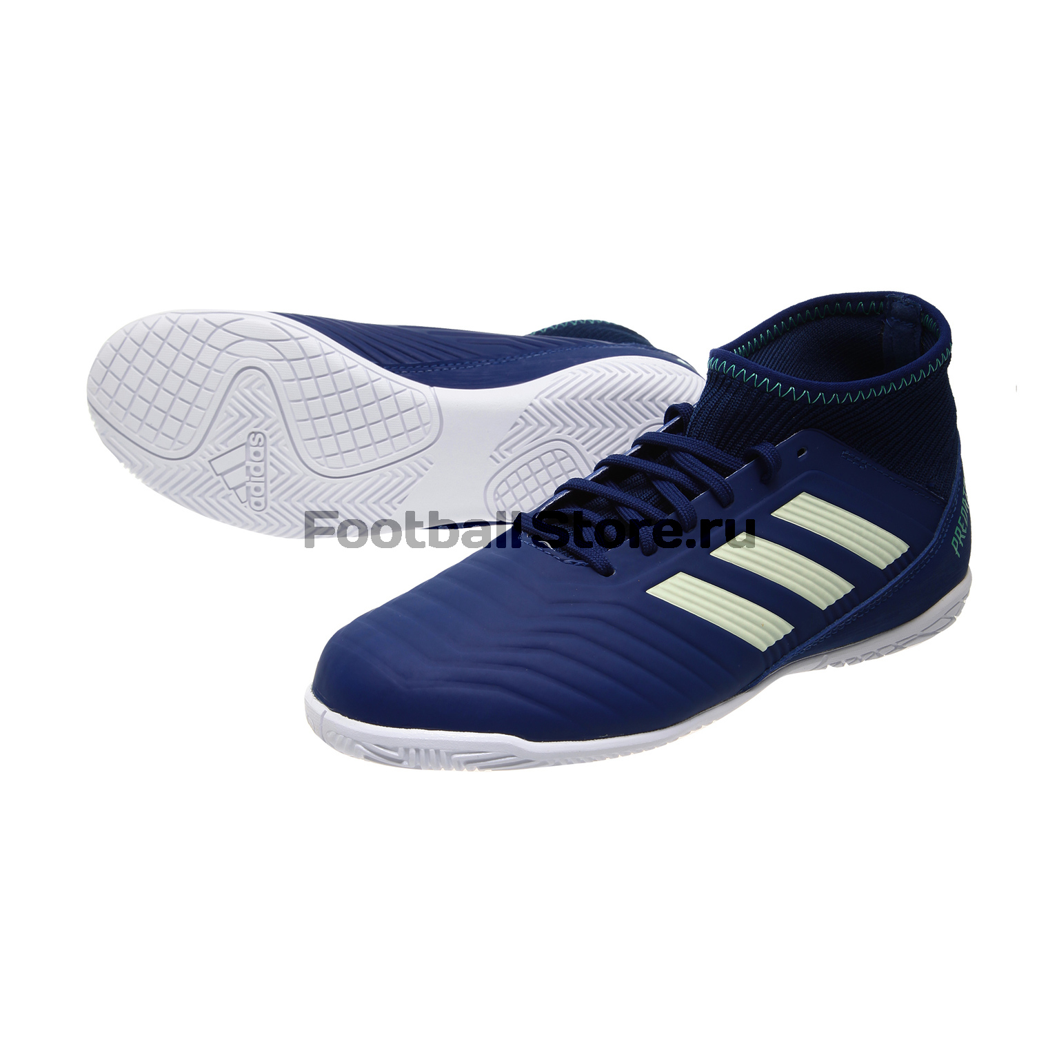 Футзалки детские Adidas ACE Tango 18.3 IN CP9075 обувь для зала adidas ace tango 18 3 in jr cp9075
