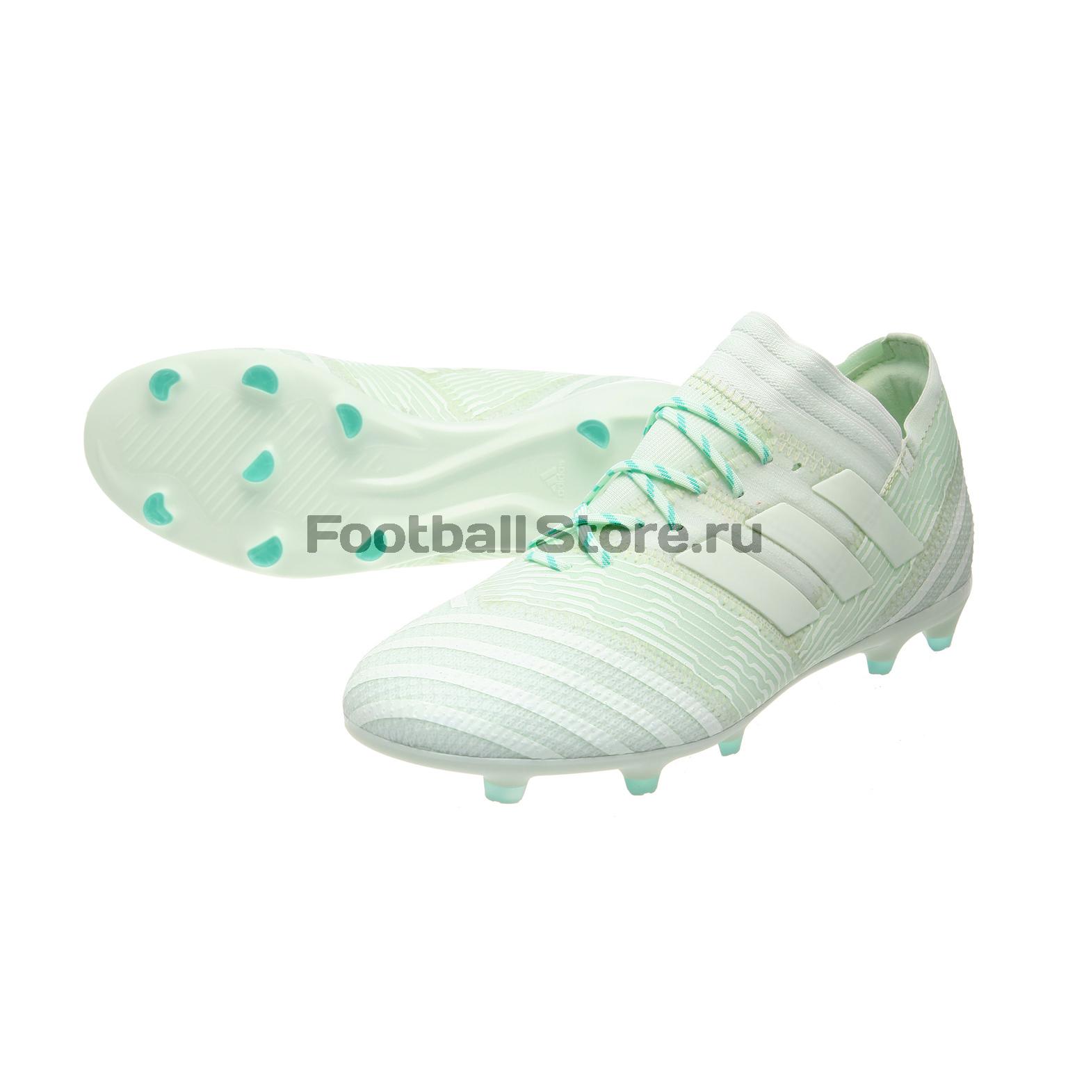 Бутсы Adidas Nemeziz Messi 17.1 FG JR CP9154 игровые бутсы adidas бутсы adidas x 16 purechaos fg bb5615