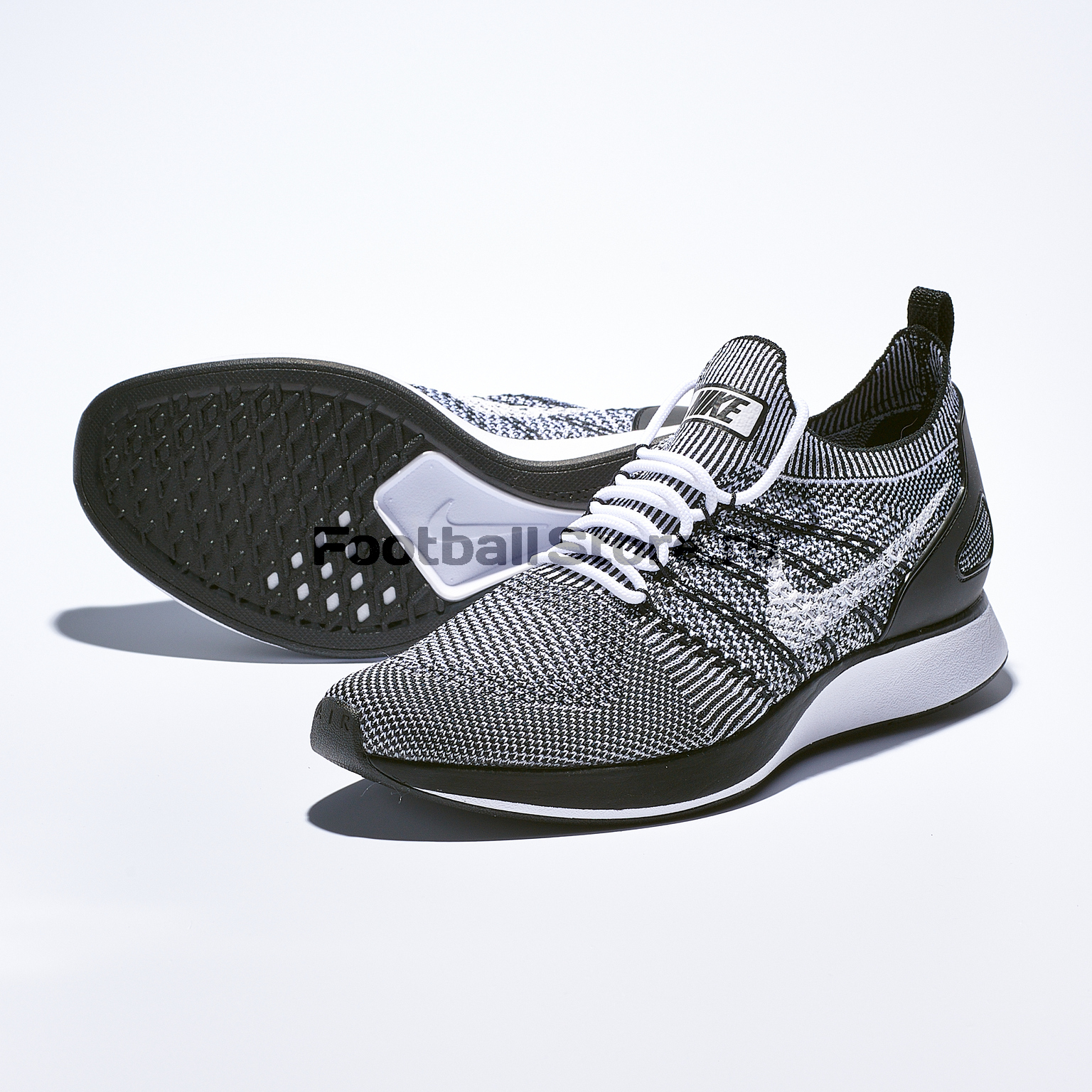 Кроссовки Nike Air Zoom Mariah Flyknit Racer 918264-102 кроссовки nike air zoom structure 21 shield 907324 001