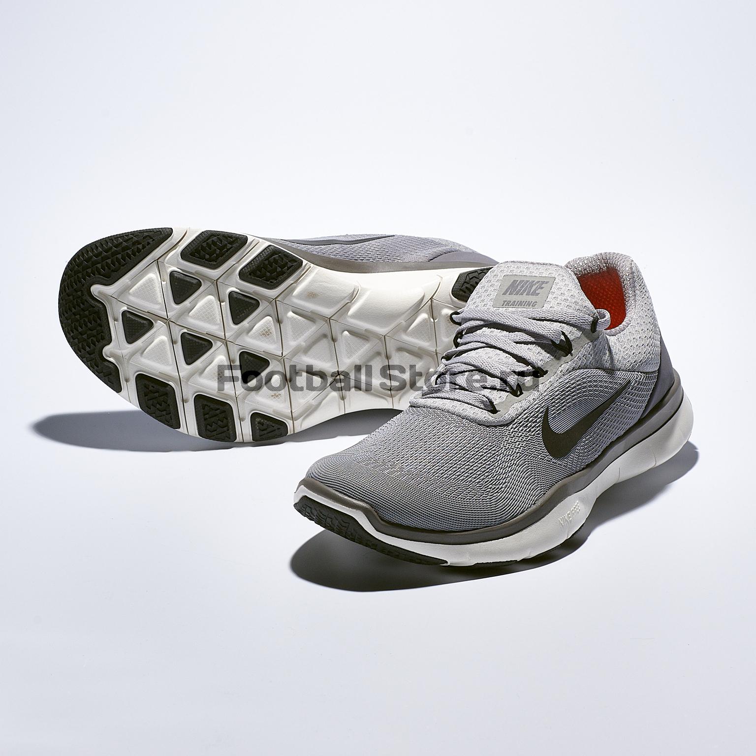 Кроссовки Nike Free Trainer V7 898053-010 мультиварка marta mt 1937 черный сталь 900 вт 5 л