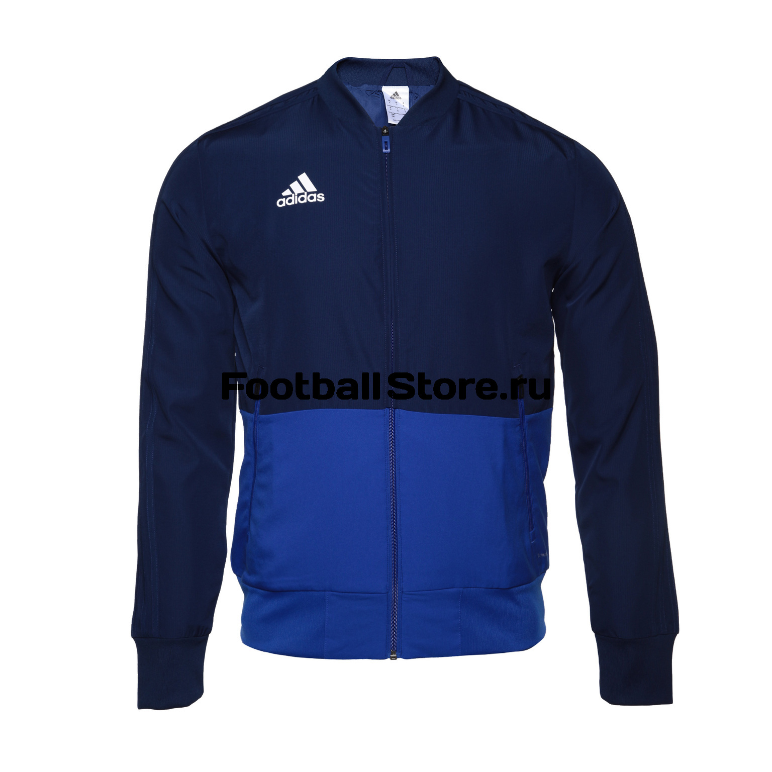 Олимпийка Adidas Con18 Pre Jkt CV8248 олимпийка мужская adidas tan club h jkt цвет черный dw9360 размер xs 40 42