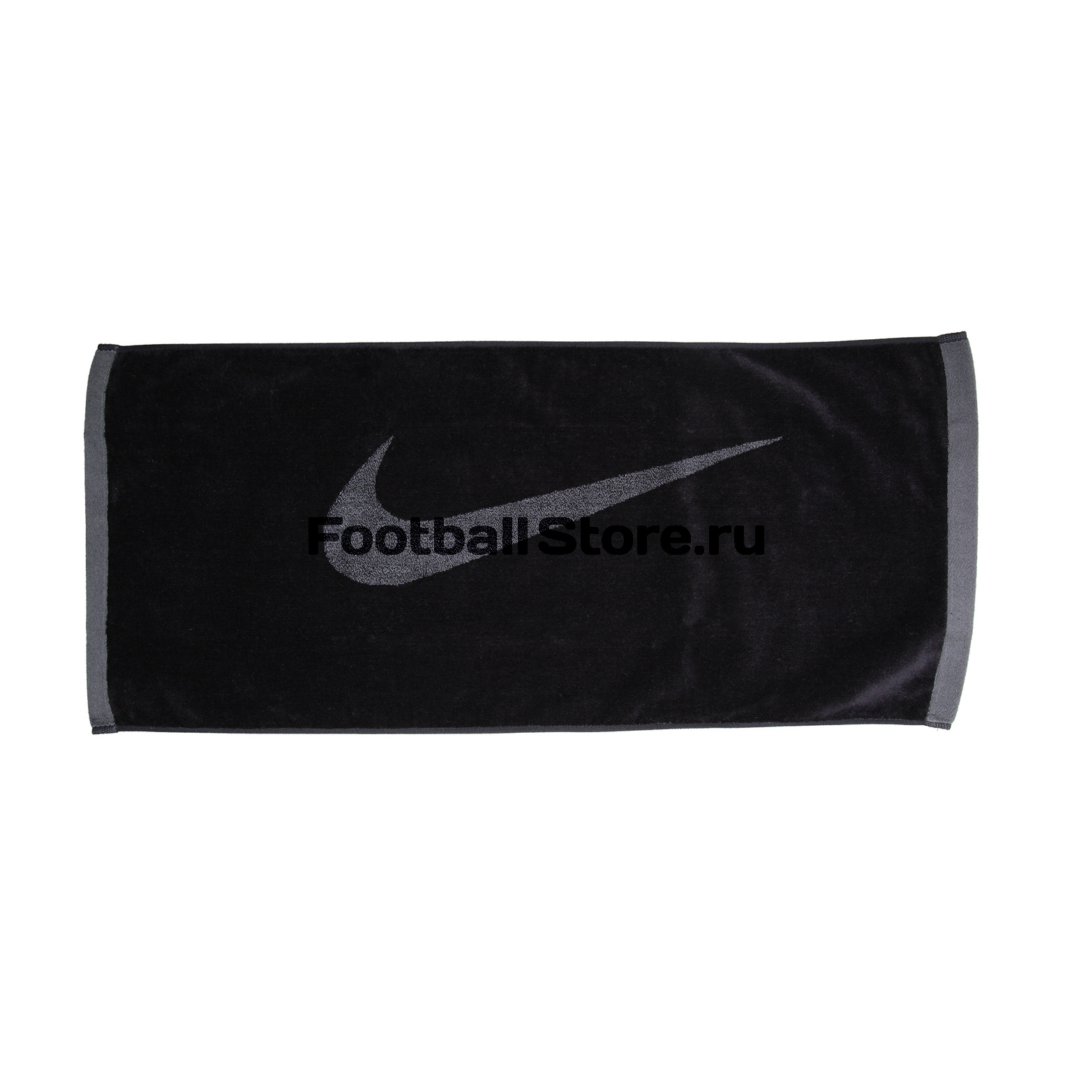 Полотенце Nike Sport Towel Black N.ET.13.046.MD машинка трансформер дикие скричеры машинка трансформер смоки л2 34829