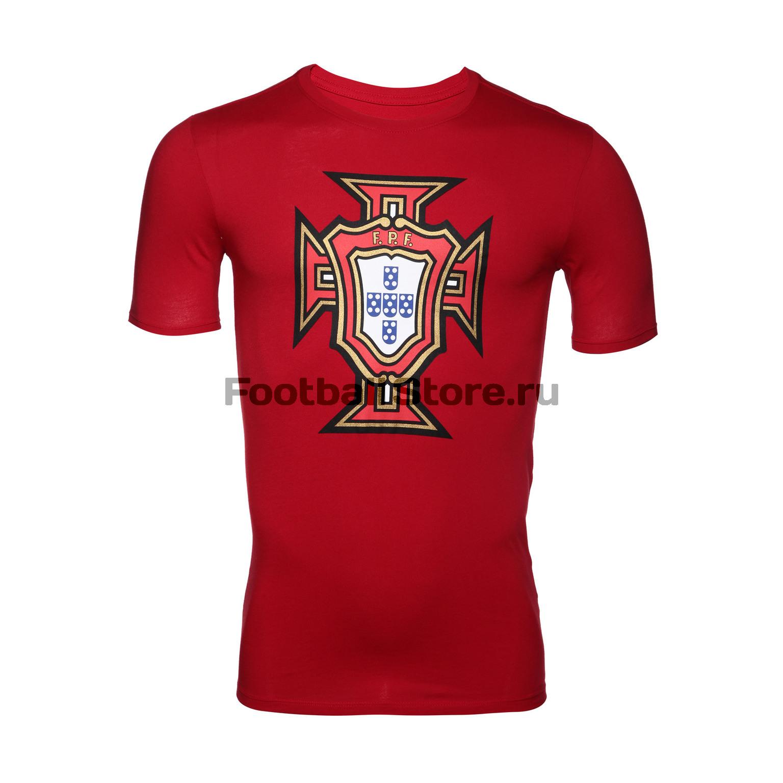 Футболка Nike сборной Португалии 909843-687 косметика из португалии