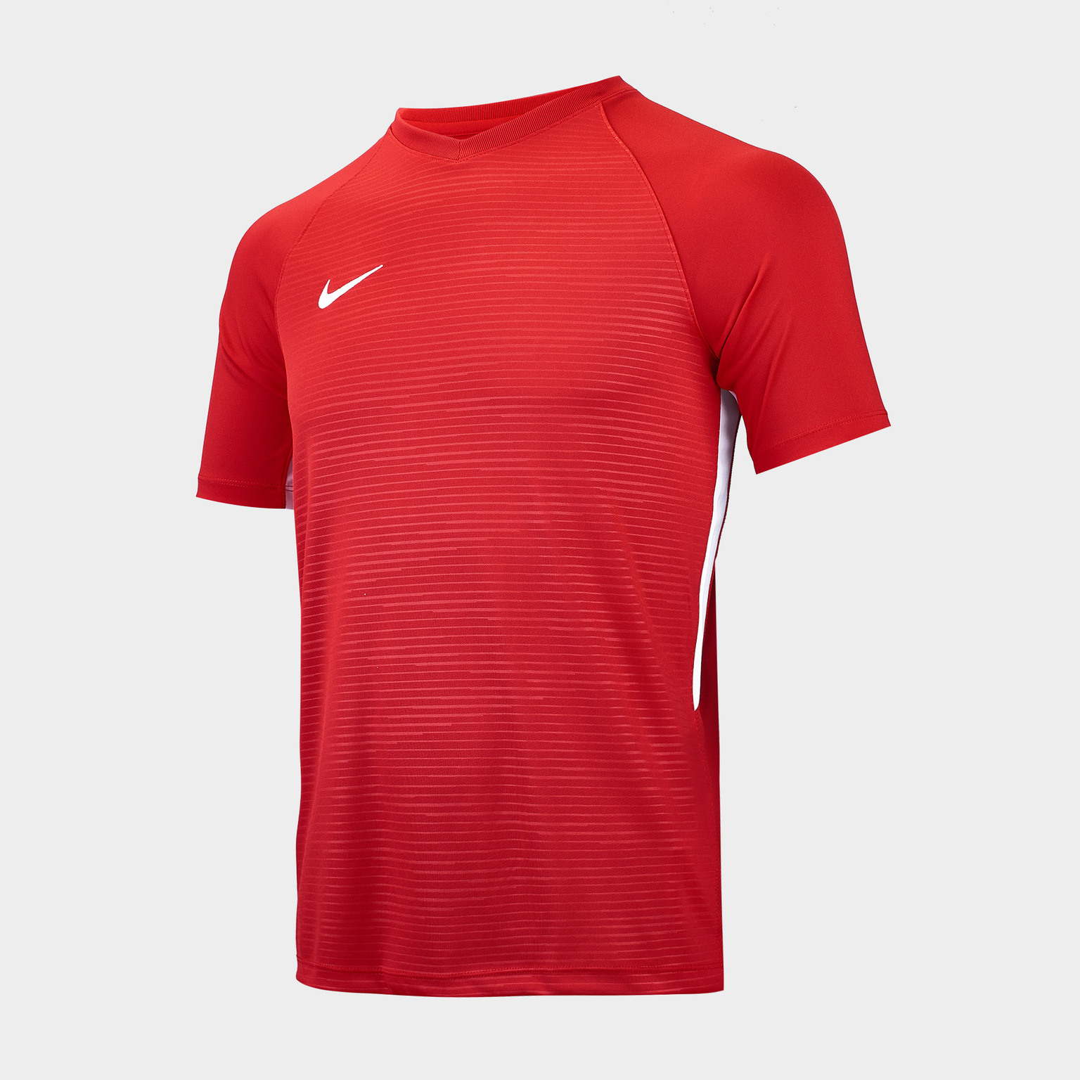 Футболка детская Nike Dry Tiempo Premier 894111-657 футболка игровая nike dry tiempo prem jsy ss 894230 411