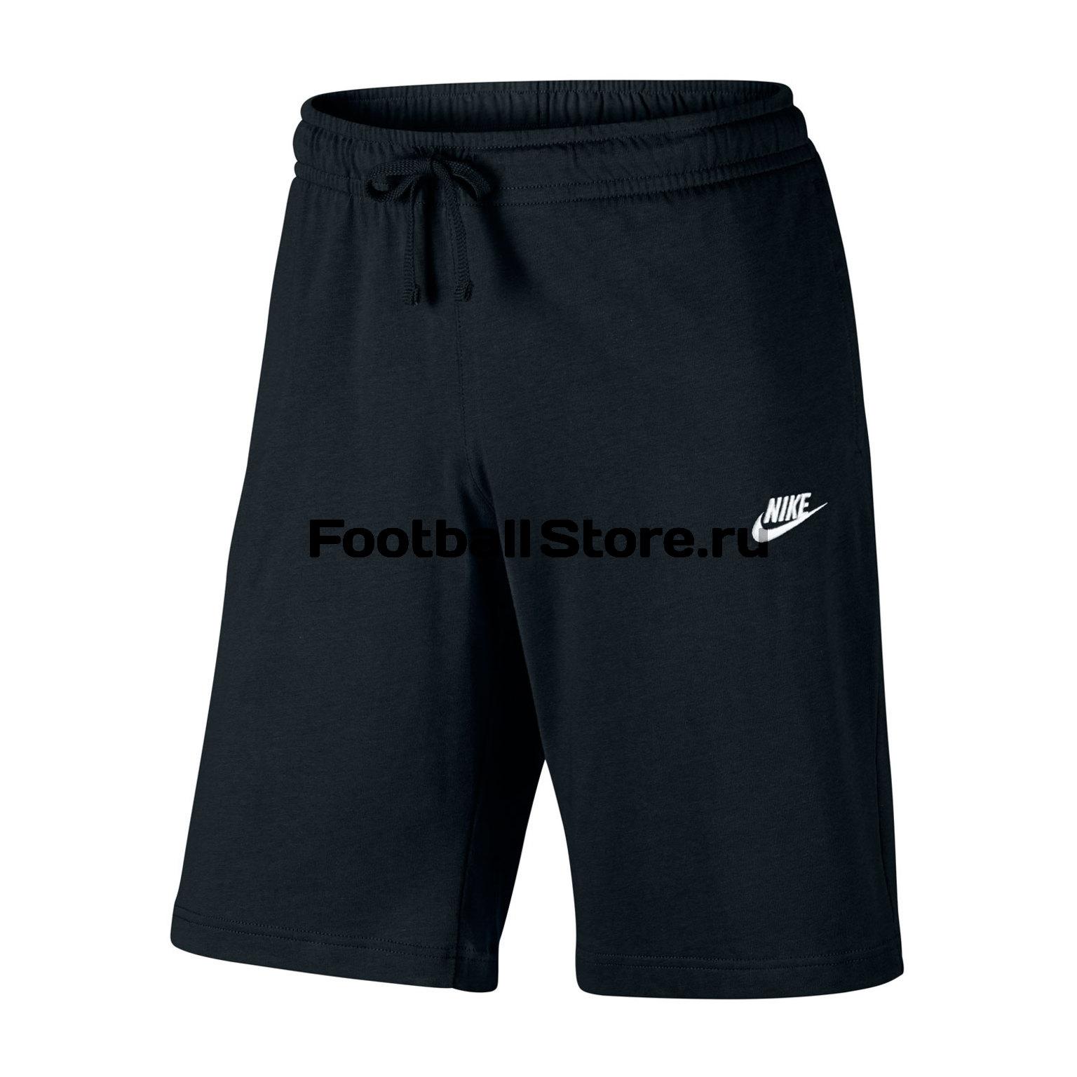 Шорты тренировочные Nike Short JSY Club 804419-010