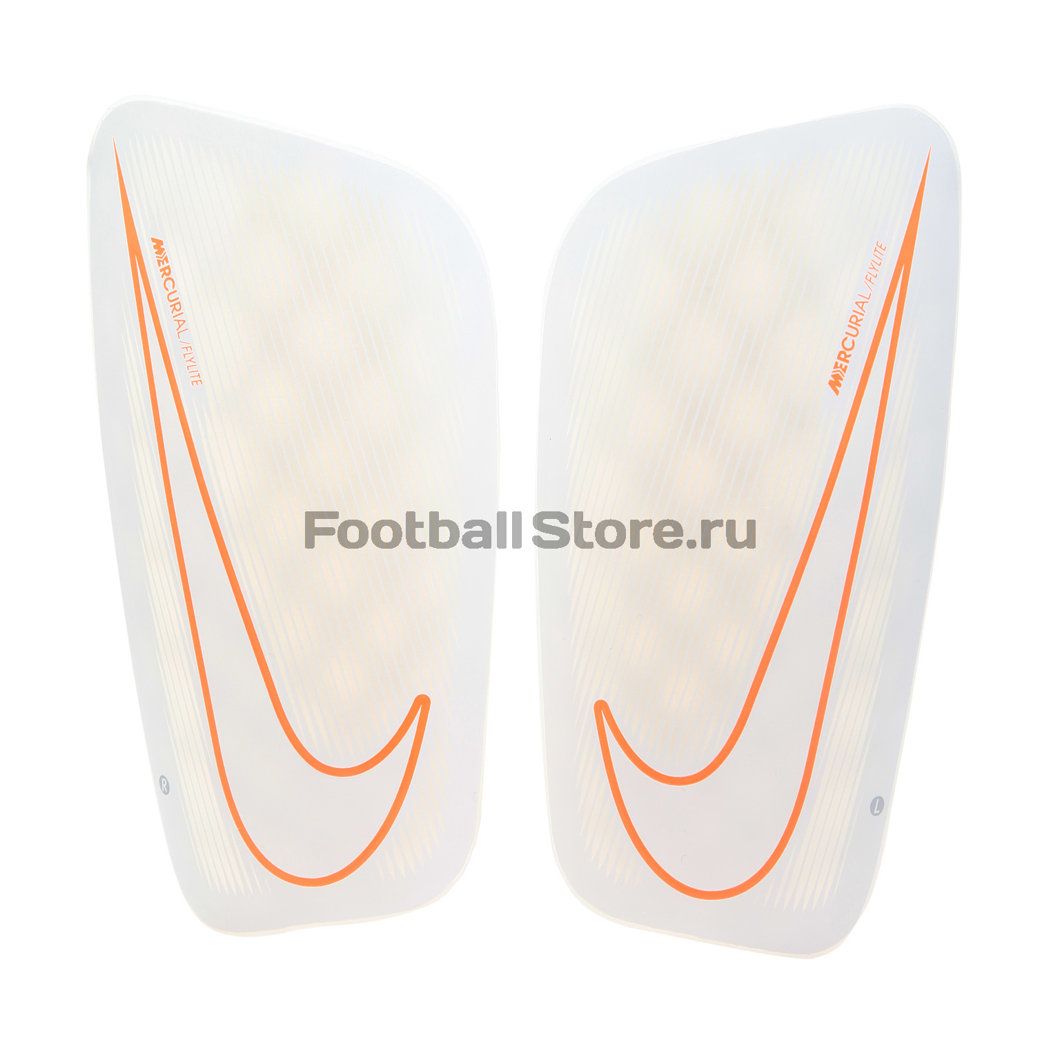 Щитки Nike Mercurial Flylite GRD SP2085-102 бутсы nike mercurial victory iii fg 509128 800