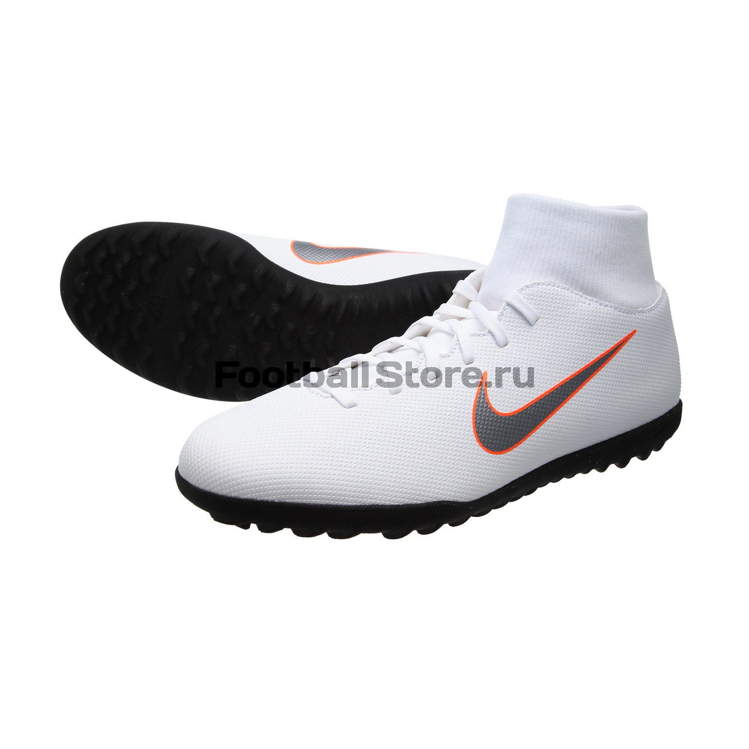 Шиповки Nike SuperflyX 6 Club TF AH7372-107 шиповки nike legendx 7 club tf ah7248 107