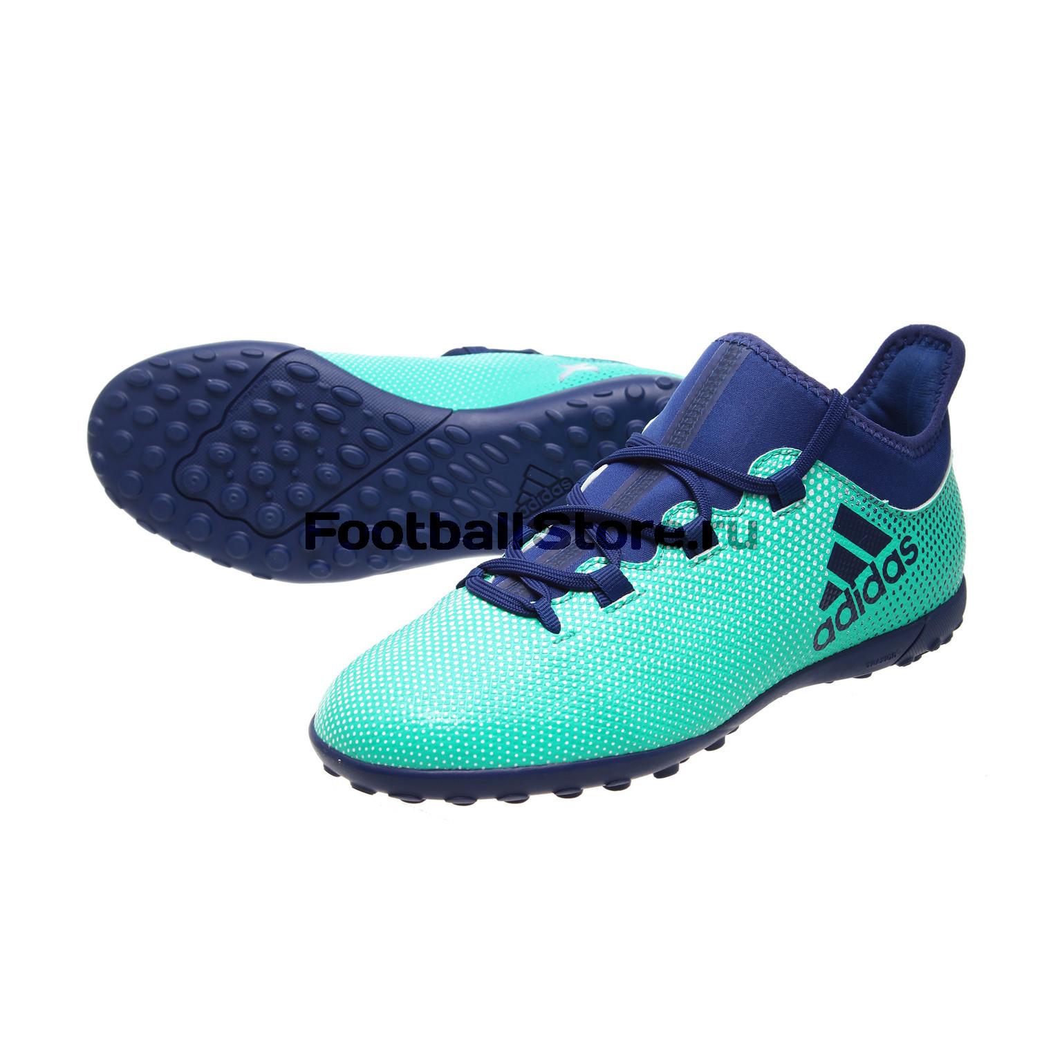 Шиповки Adidas X Tango 17.3 TF JR CP9027 adidas performance tf bra print 1