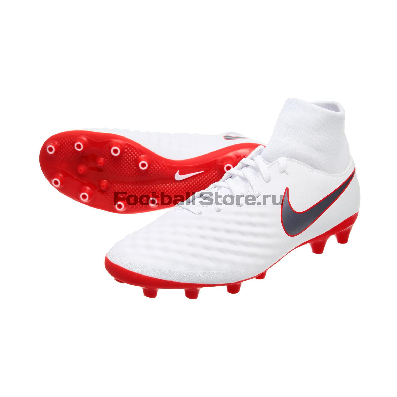 Бутсы Nike Obra 2 Academy DF AG-Pro AO4810-107 бутсы nike phantom 3 academy df ag pro ah7266 107