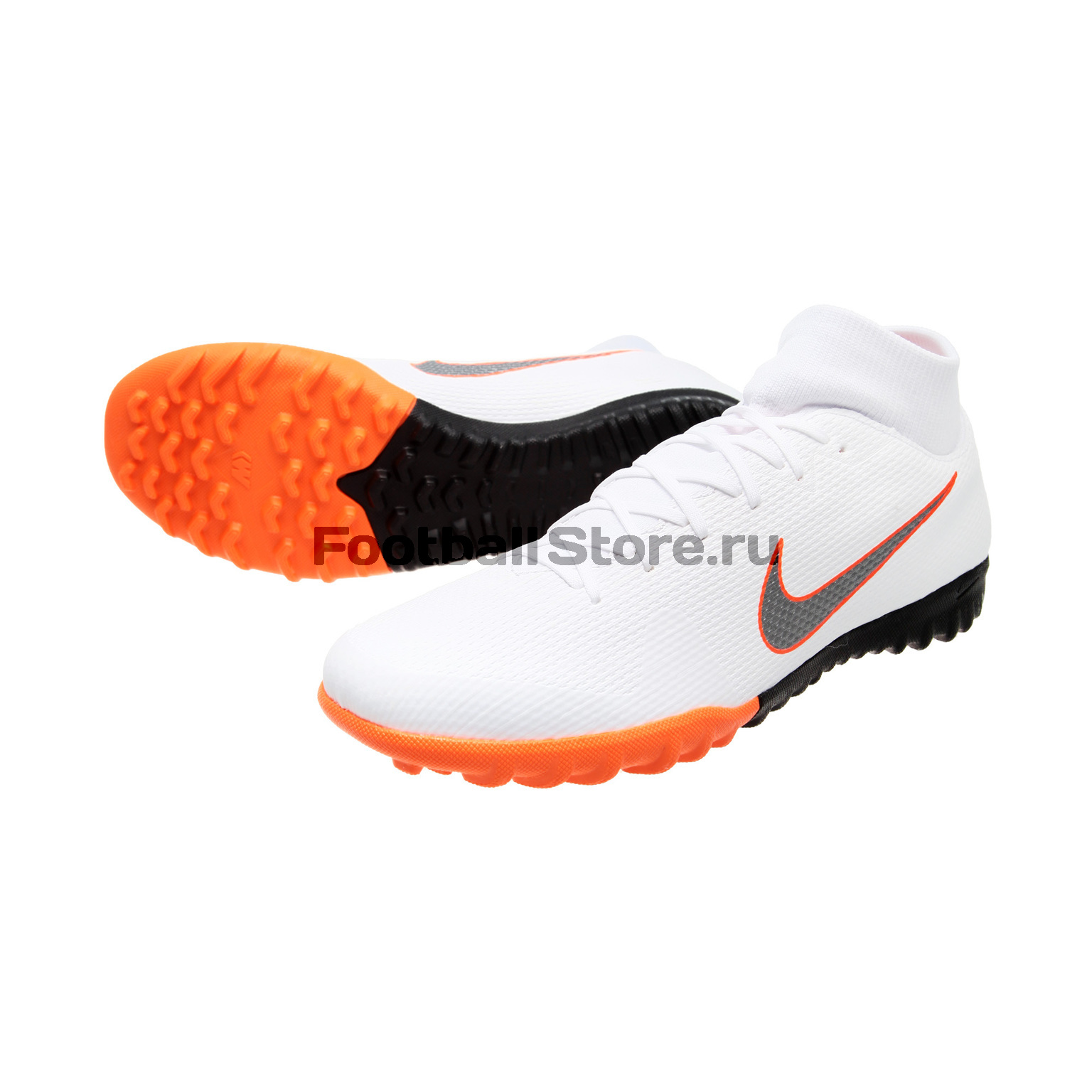 Шиповки Nike SuperFly X 6 Academy TF AH7370-107 шиповки nike lunar legendx 7 pro tf ah7249 080