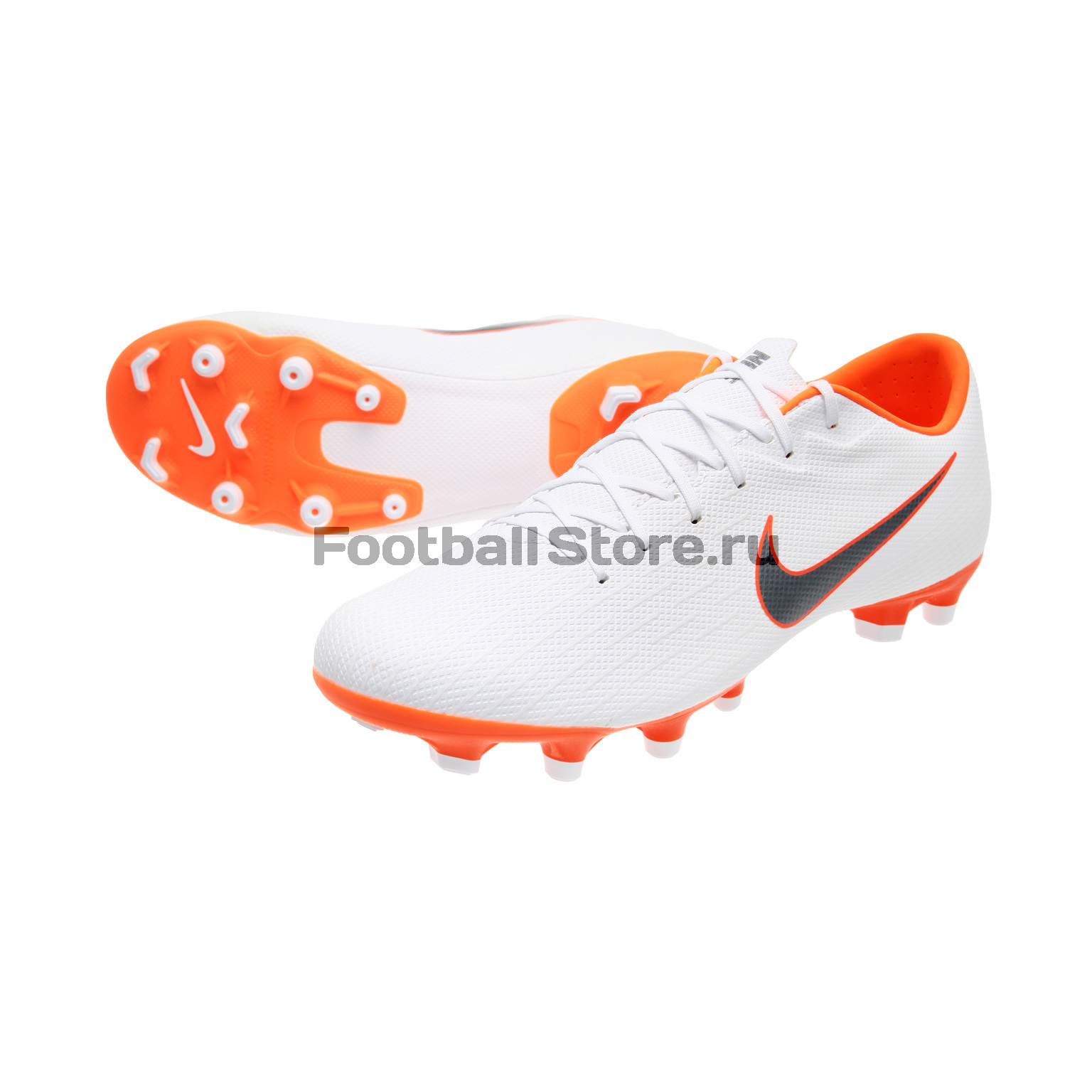 Бутсы Nike Vapor 12 Academy FG/MG AH7375-107 бутсы nike mercurial victory iii fg 509128 800
