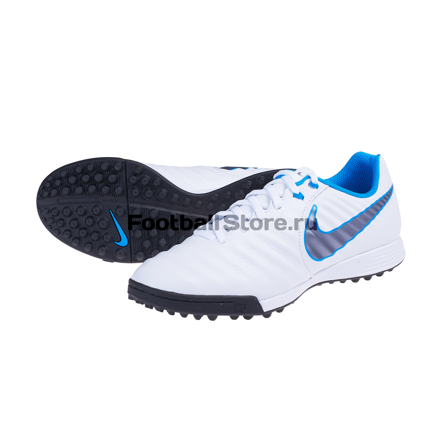 Шиповки Nike LegendX 7 Academy TF AH7243-107 шиповки nike legendx 7 club tf ah7248 107