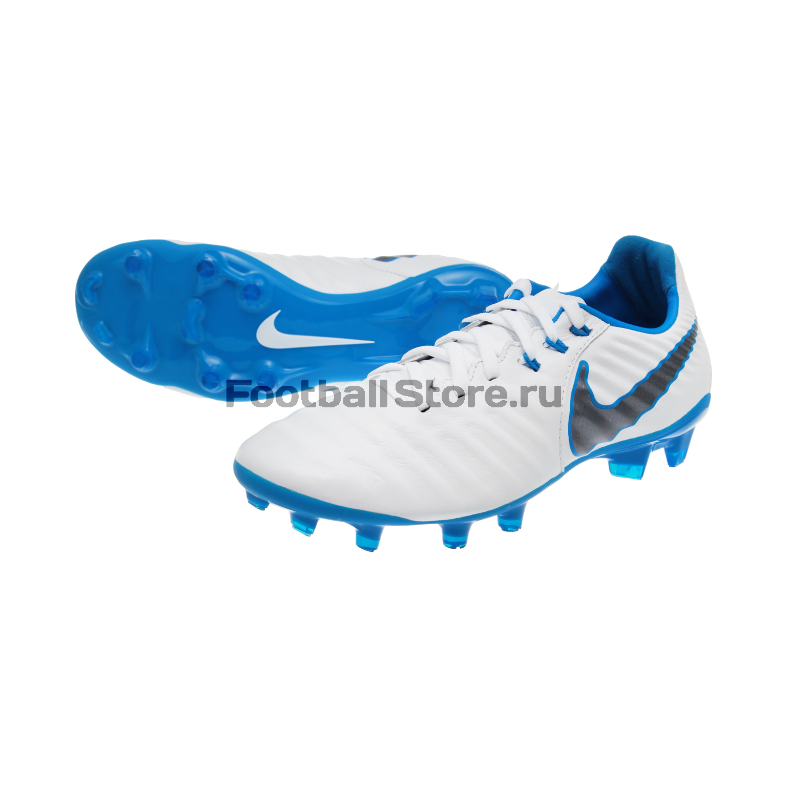 Бутсы Nike Legend 7 Elite JR FG AH7258-107