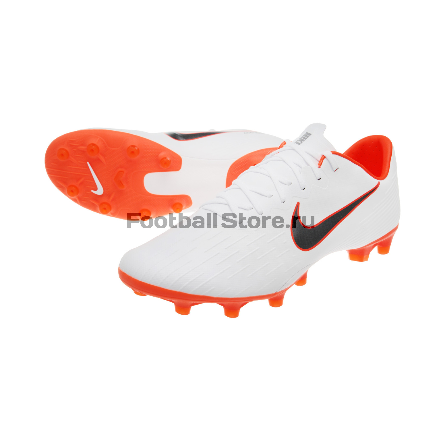 Бутсы Nike Mercurial Vapor 12 Pro AG-Pro AH8759-107 joli rouge губная помада 749 bubble gum pink