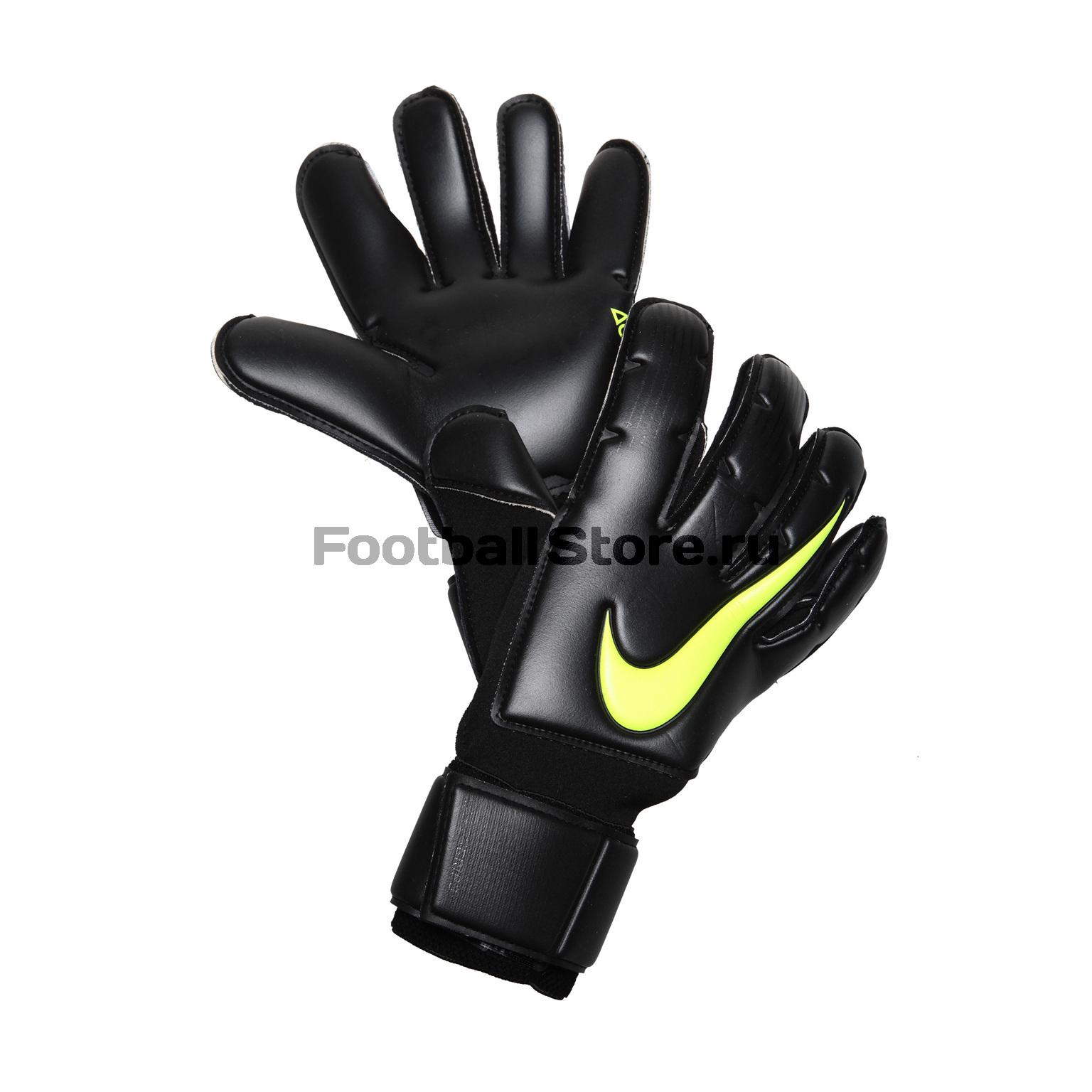 Перчатки вратарские Nike GK Vapor CGP3-New GS0352-010 клюшка для гольфа nike vapor pro 2015