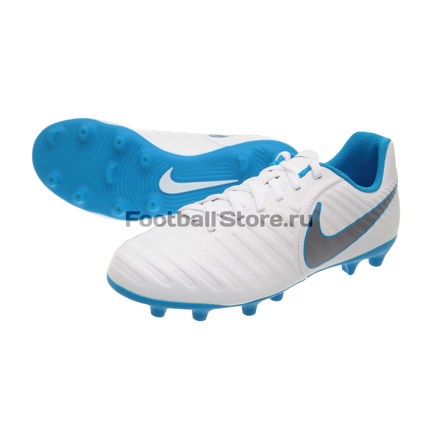 Бутсы Nike JR Legend 7 Club FG AH7255-107