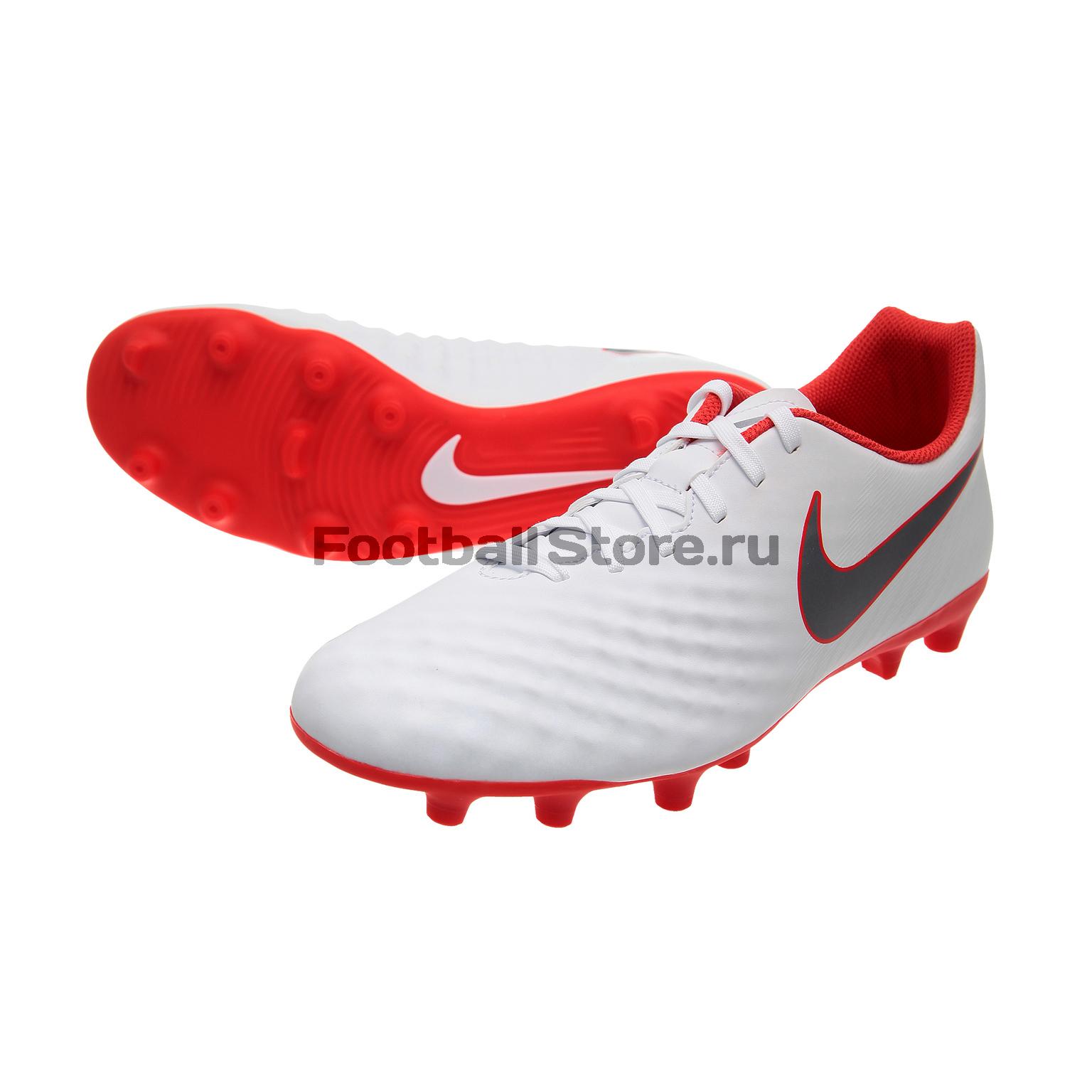 Бутсы Nike Obra 2 Club FG AH7302-107 бутсы nike jr obra 2 club fg ah7314 107