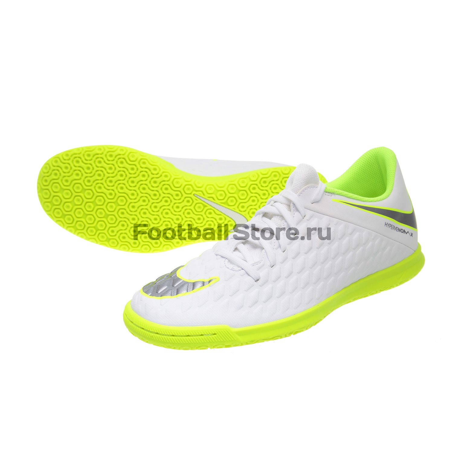 Обувь для зала Nike Hypervenom 3 Club IC AJ3808-107