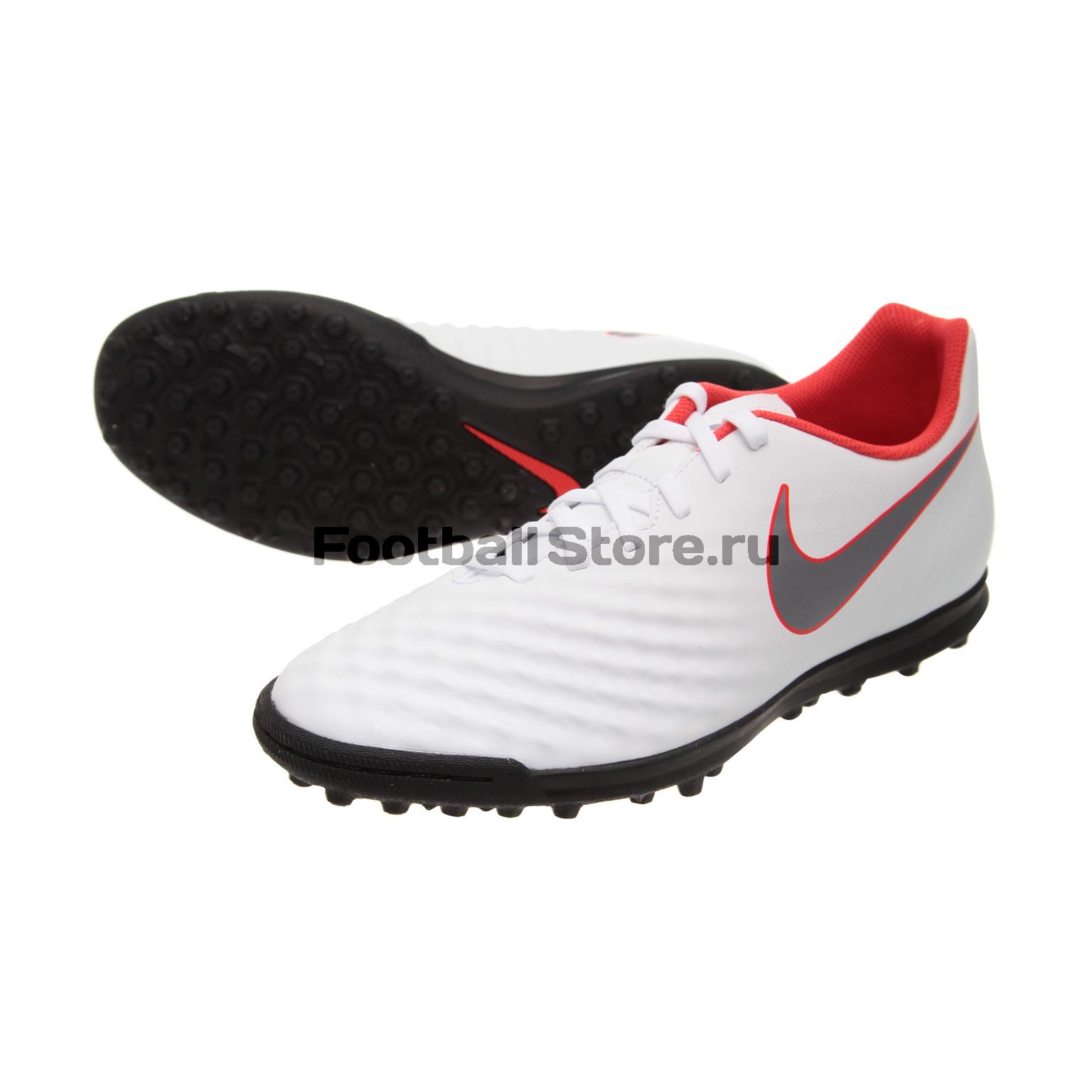 Шиповки Nike ObraX 2 Club TF AH7312-107 шиповки nike lunar legendx 7 pro tf ah7249 080