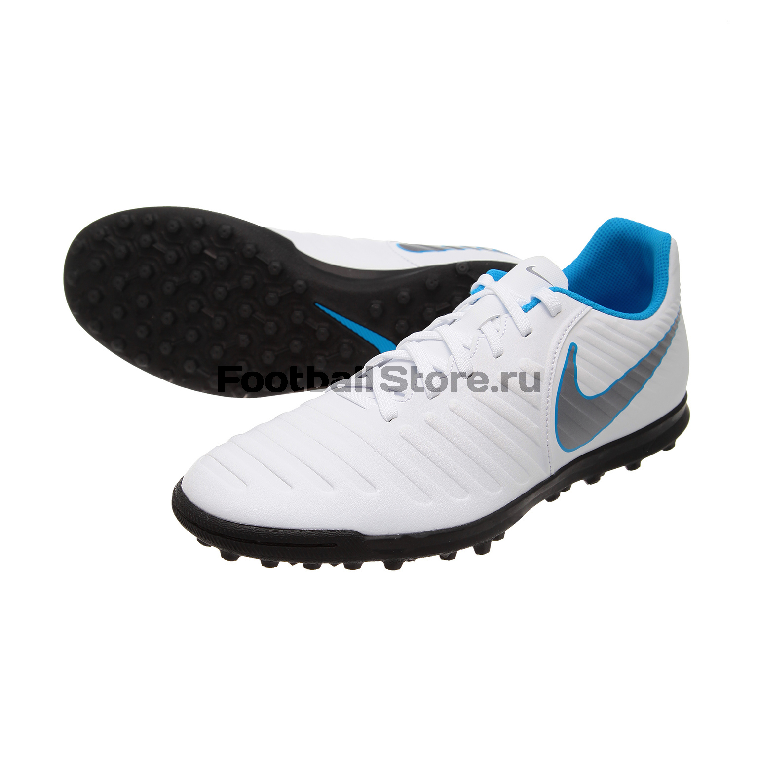 Шиповки Nike LegendX 7 Club TF AH7248-107 шиповки nike legendx 7 club tf ah7248 107