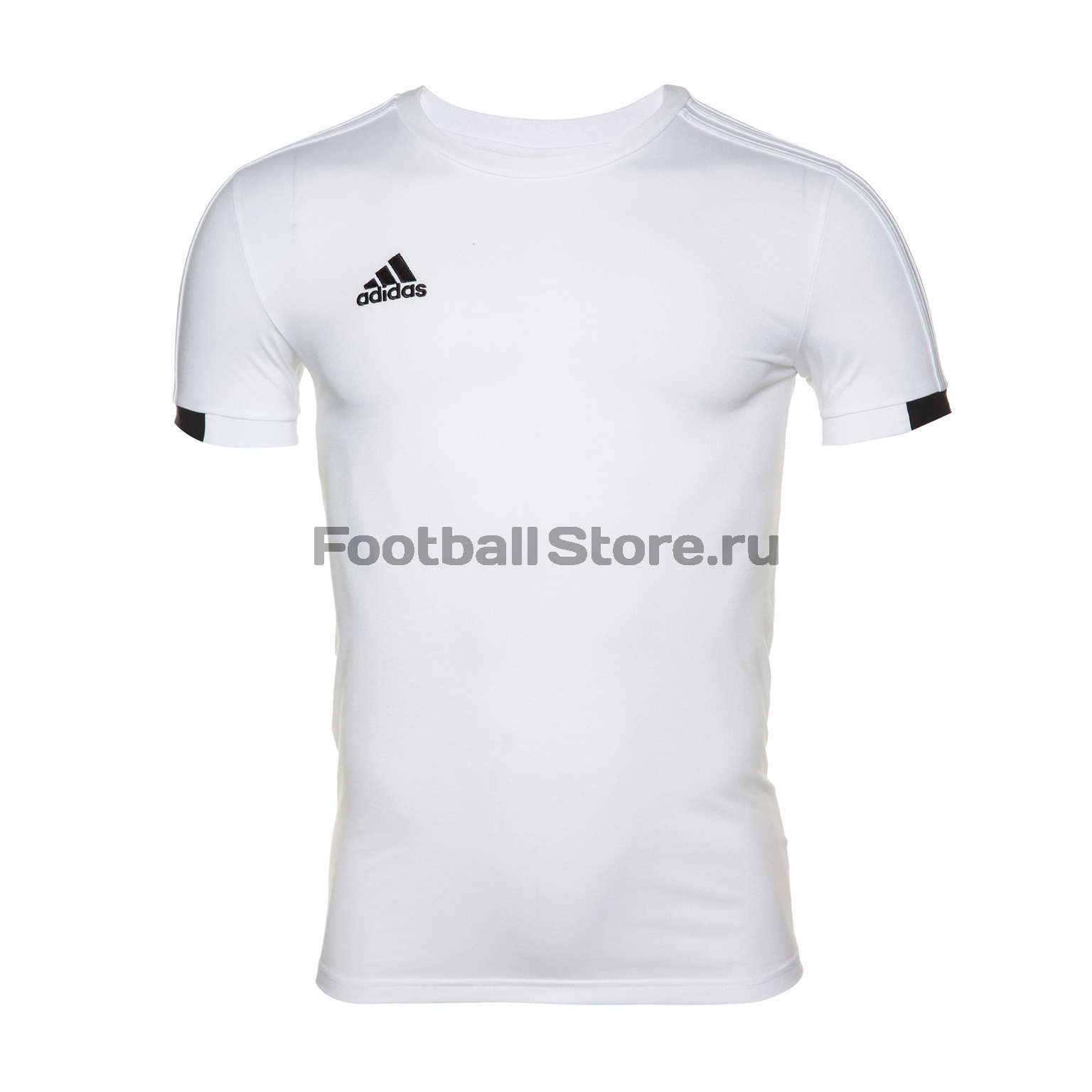 Футболка тренировочная Adidas Con18 Tee CF4367 футболка тренировочная adidas tiro17 tee ay2964