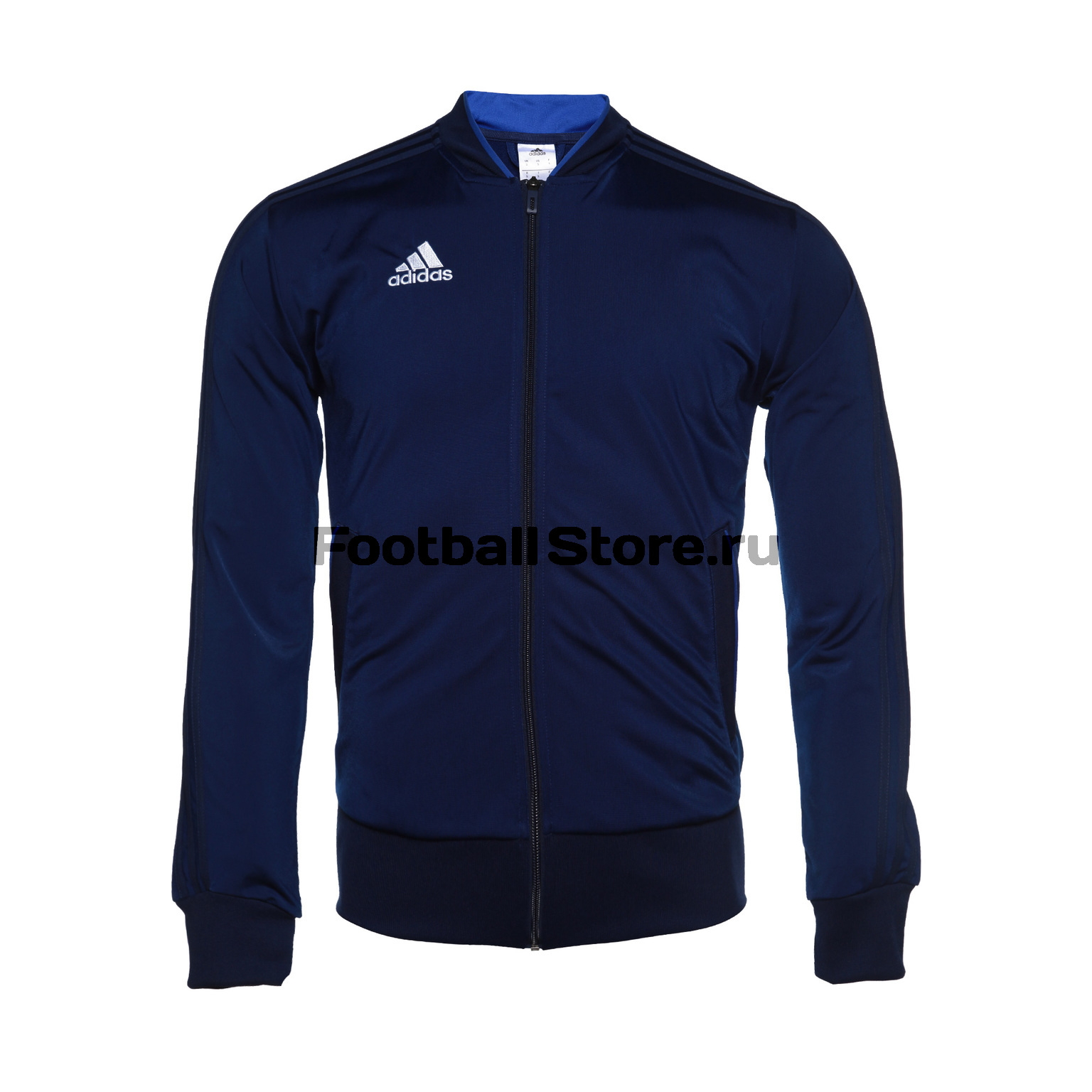 Олимпийка Adidas Con18 Pes Jkt CF4319 олимпийка мужская adidas tan club h jkt цвет черный dw9360 размер xs 40 42