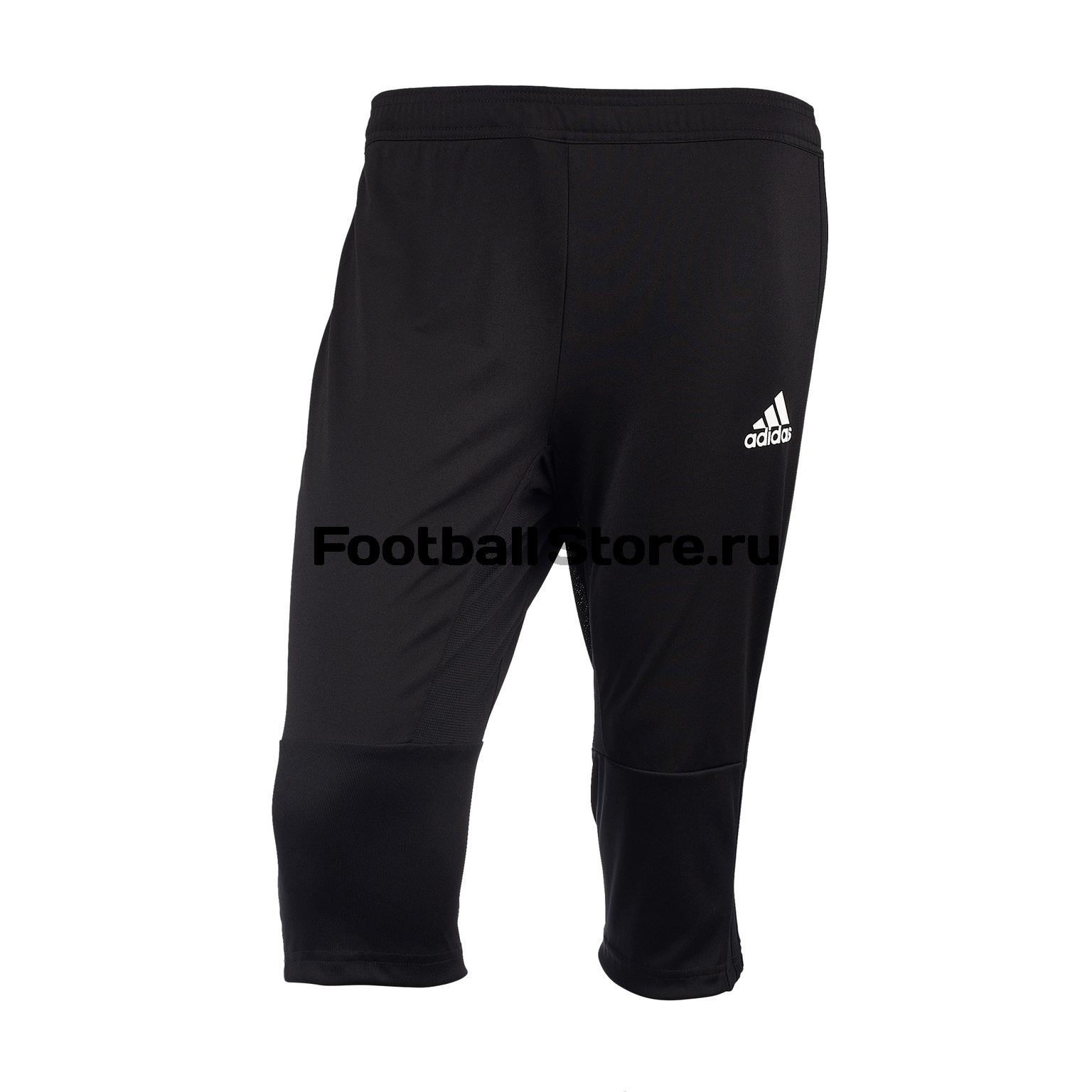 Бриджи тренировочные Adidas Con18 3/4 PNT CF4384 брюки adidas брюки тренировочные adidas tiro17 3 4 pnt bq2645